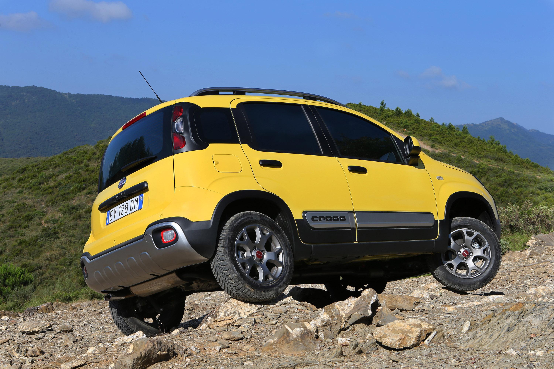 All New Fiat Panda Cross 4x4