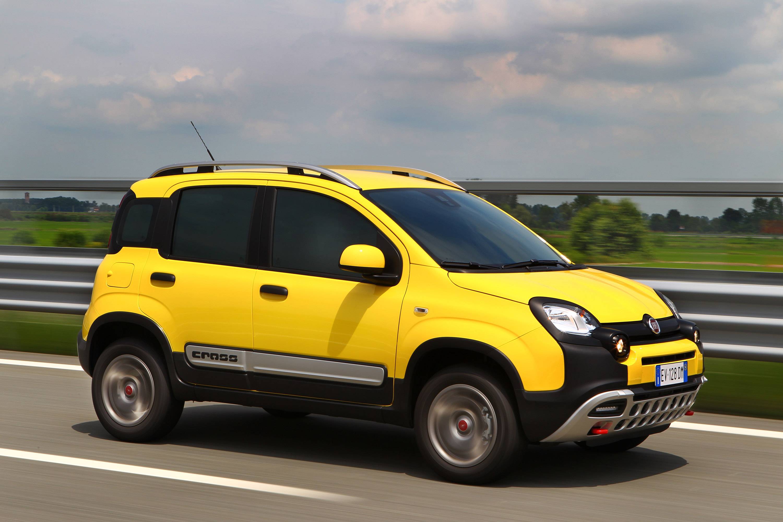 Top Gear Tyres >> All-new Fiat Panda Cross 4x4