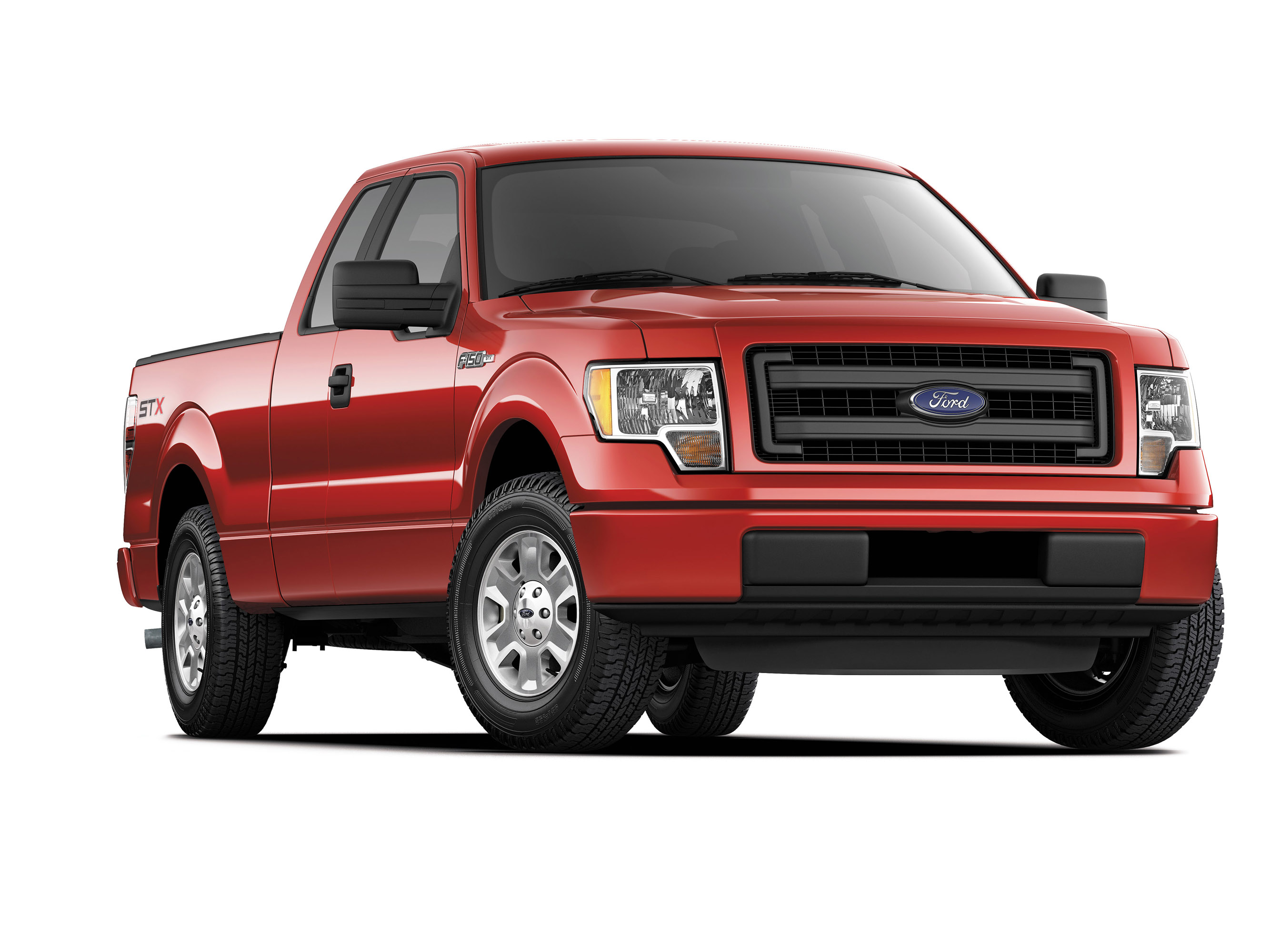 2014 Ford F 150 Stx Supercrew Picture 88550