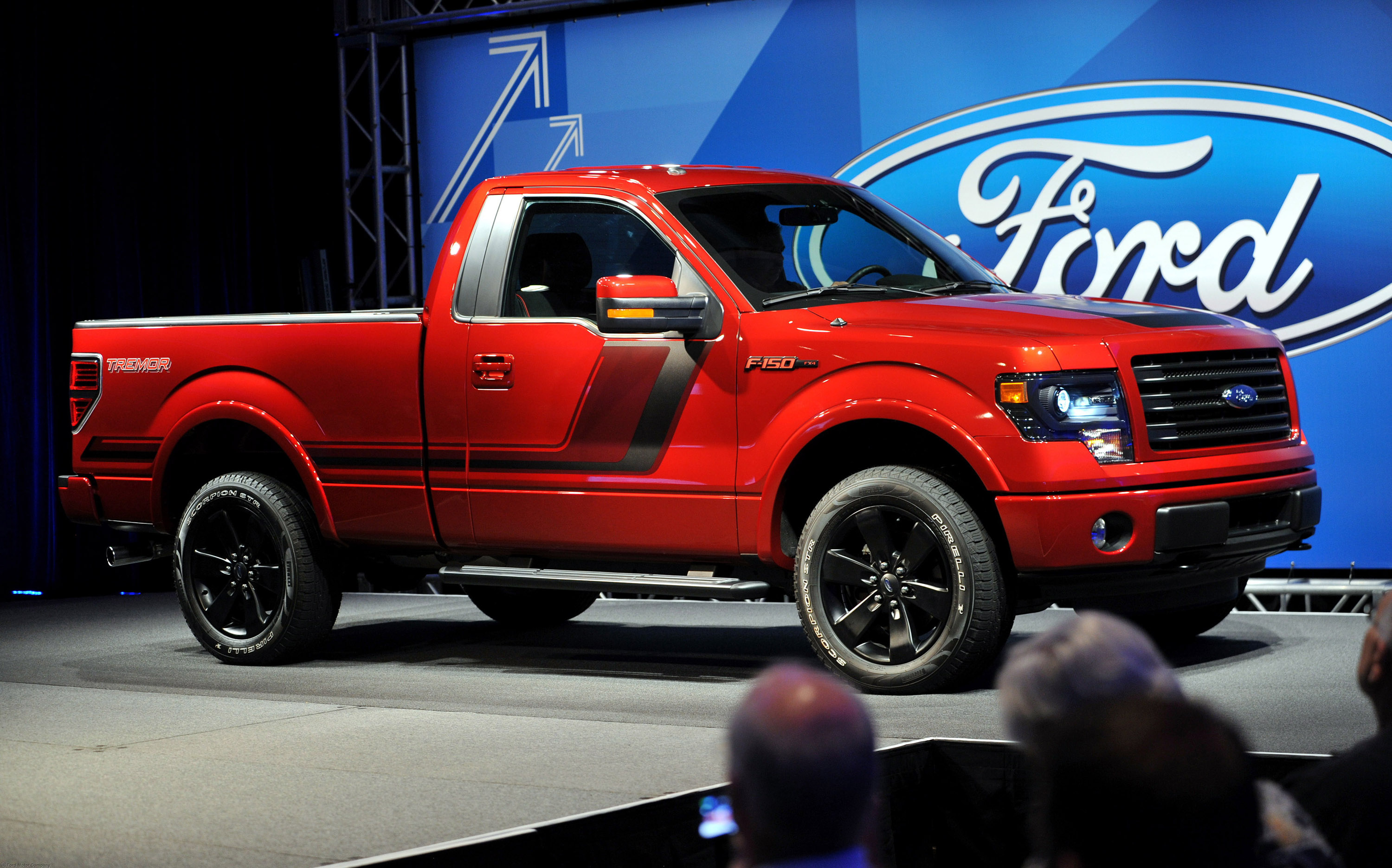 2014 Ford F 150 Tremor Picture