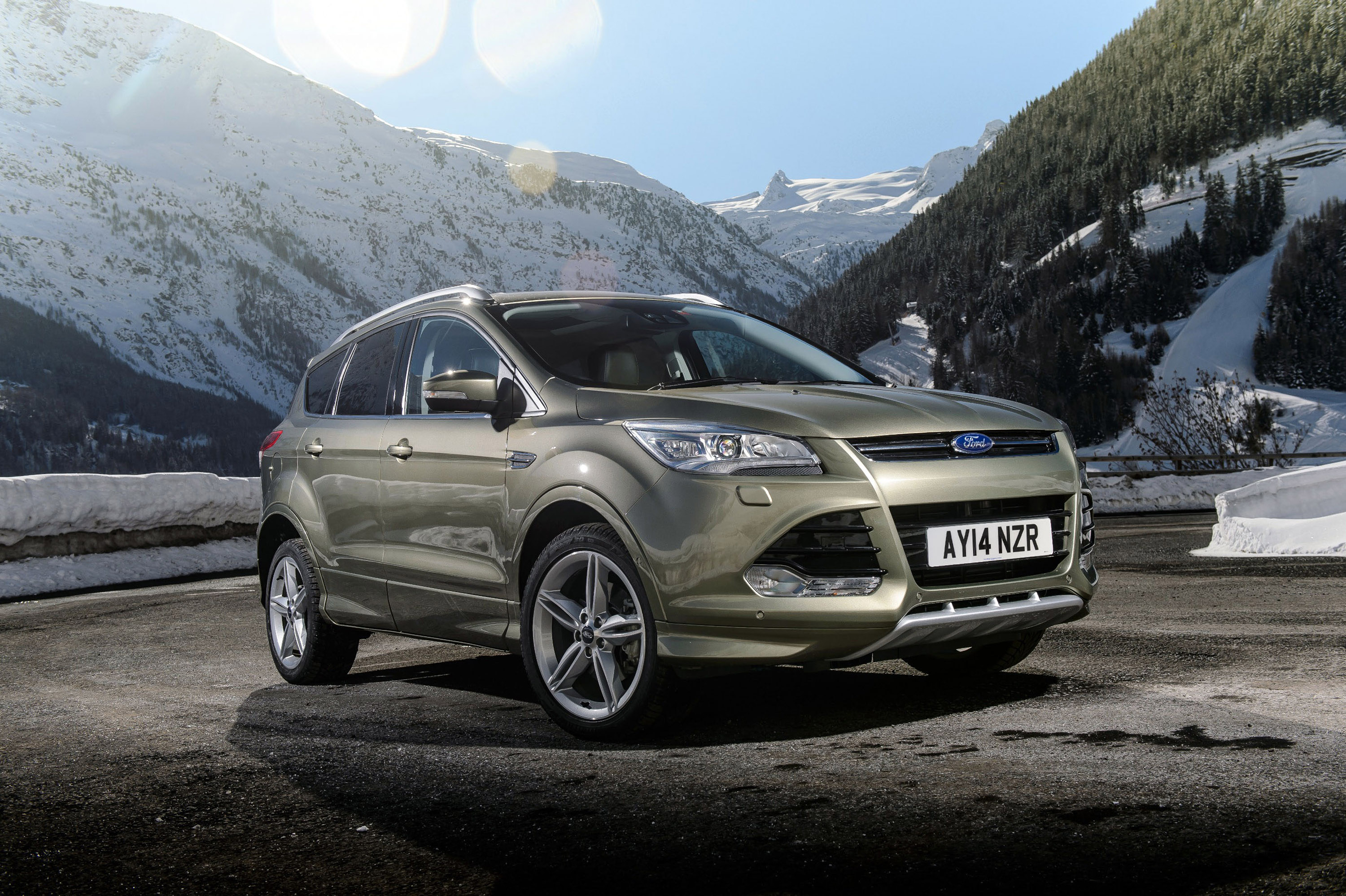 second fiat hand cars tdci nearly new for ford titanium kuga sale used