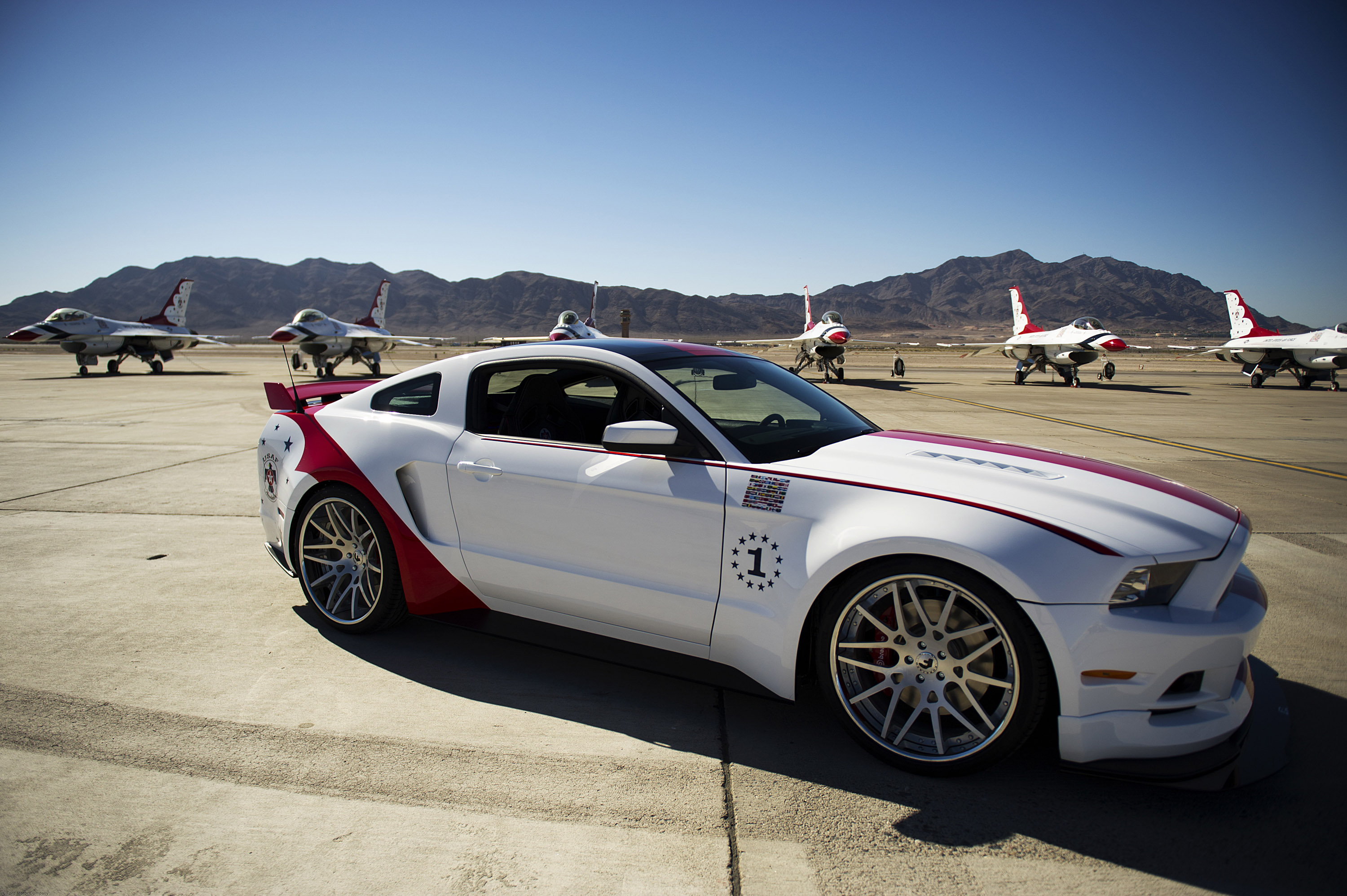 ford mustang rtr cars wallpaper