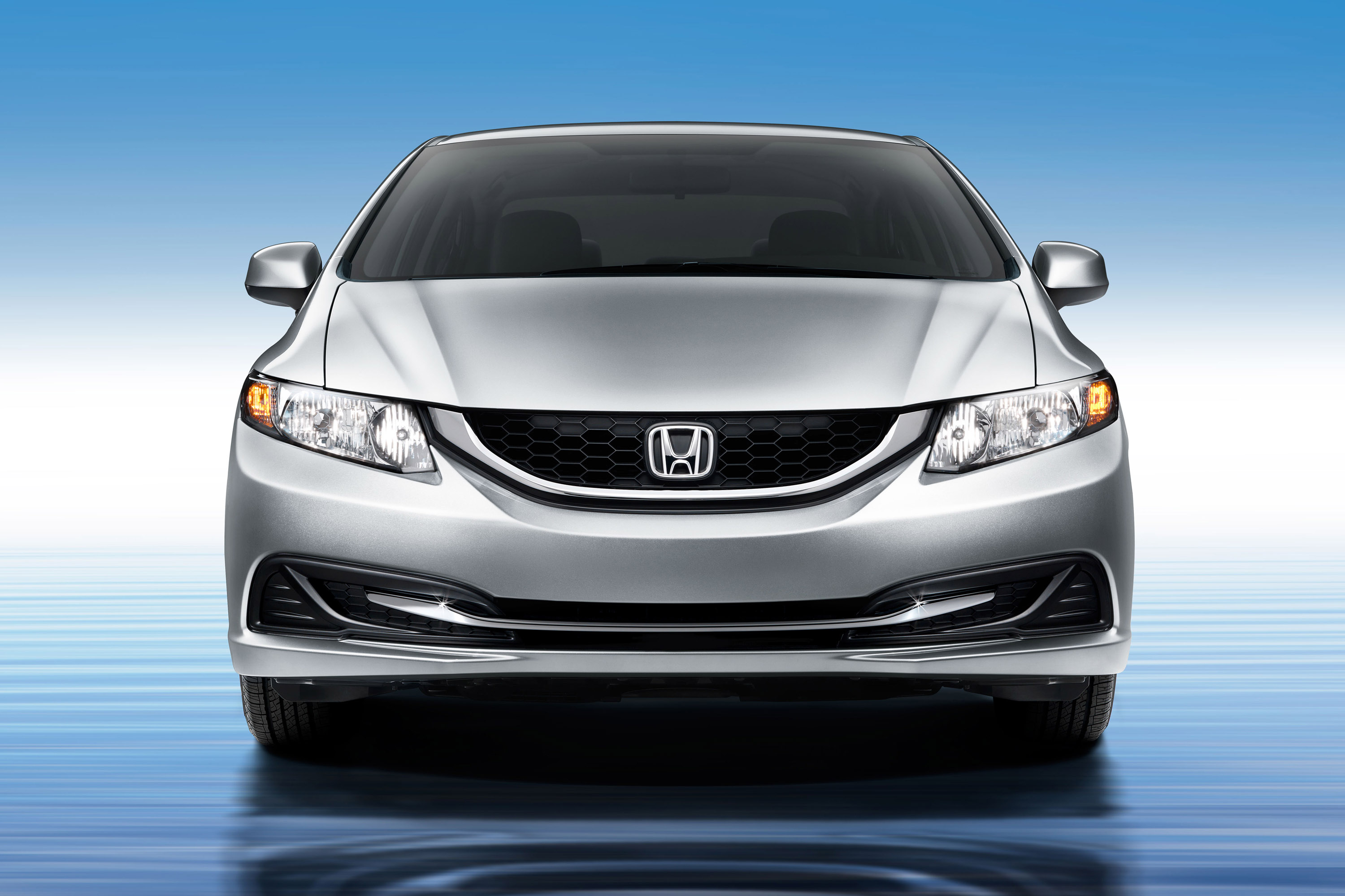 Honda launches two new fuel efficient civic models for Honda civic natural gas