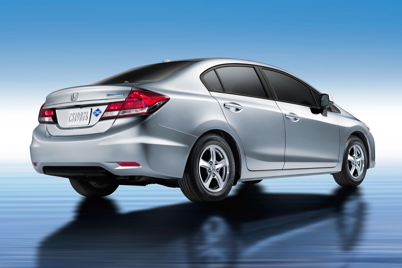 Honda launches two new fuel efficient civic models for Honda civic fuel economy