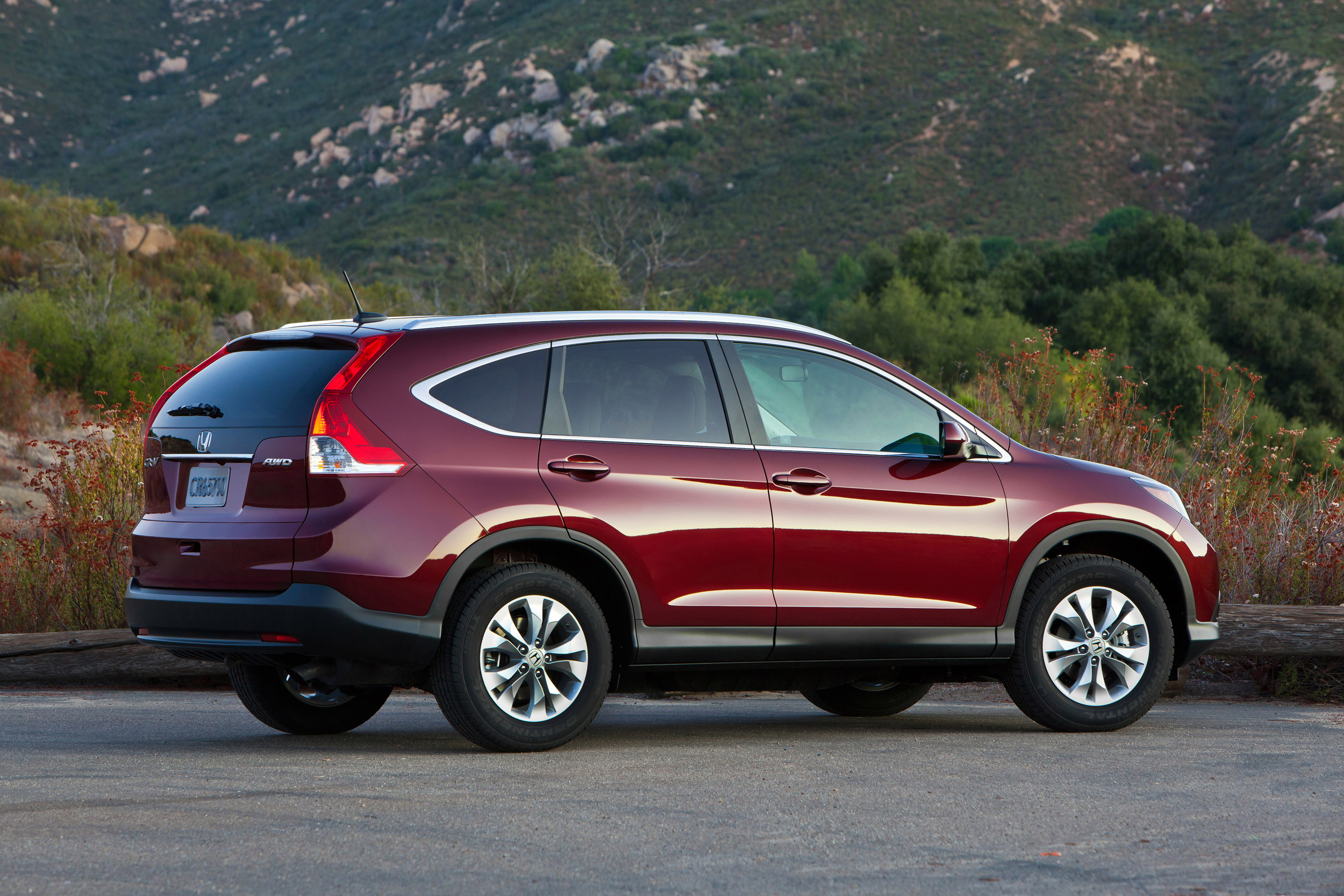 Honda Civic Ex-L >> 2014 Honda CR-V With Enhanced Equipment Goes On Sale
