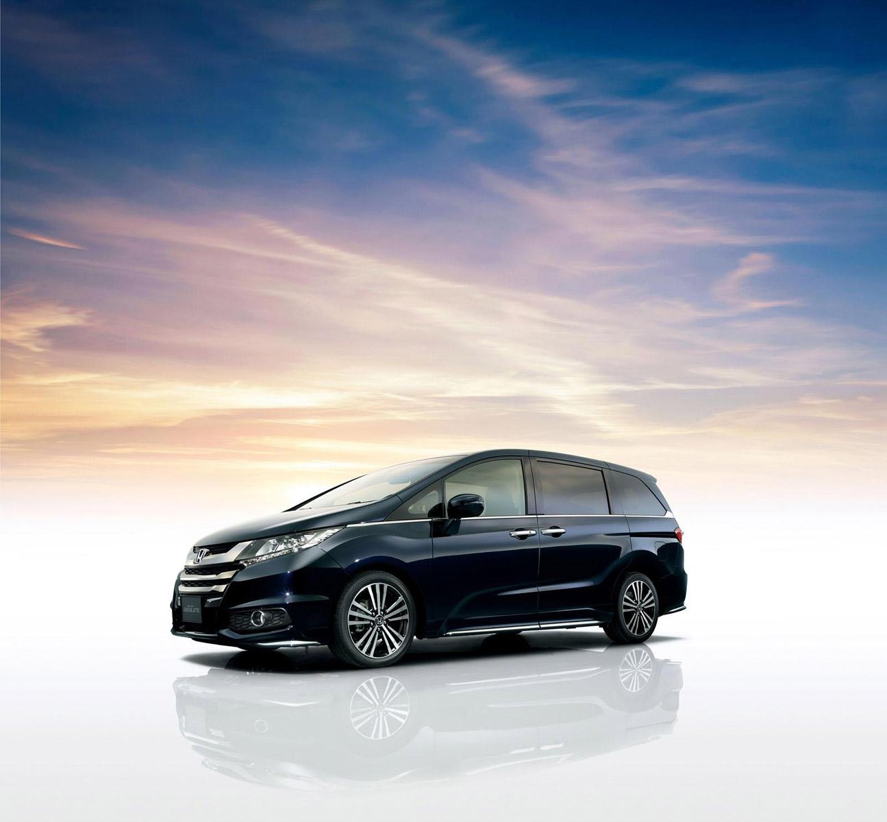 Honda Mini Vans: 2014 Honda Odyssey