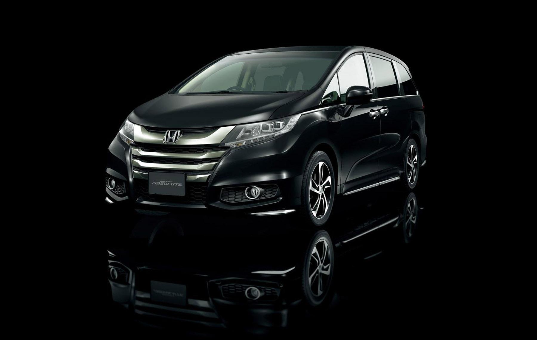 Honda Roadside Assistance >> 2014 Honda Odyssey - JDM