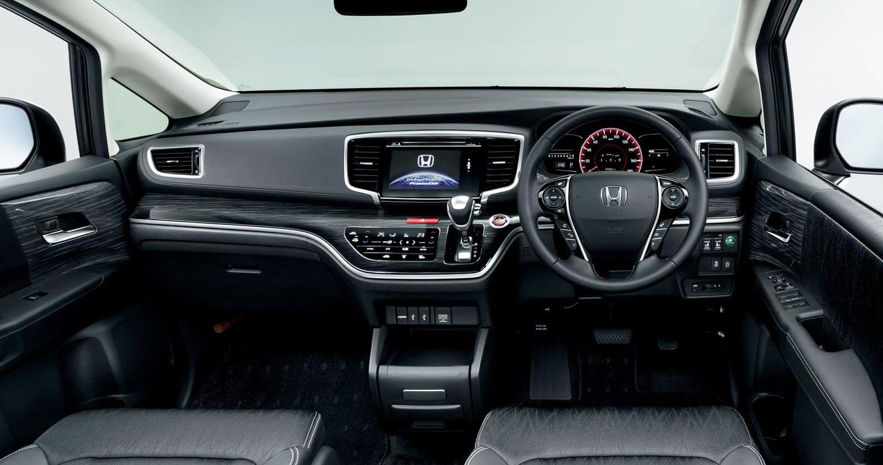 2014 Honda Odyssey Jdm Picture 90795