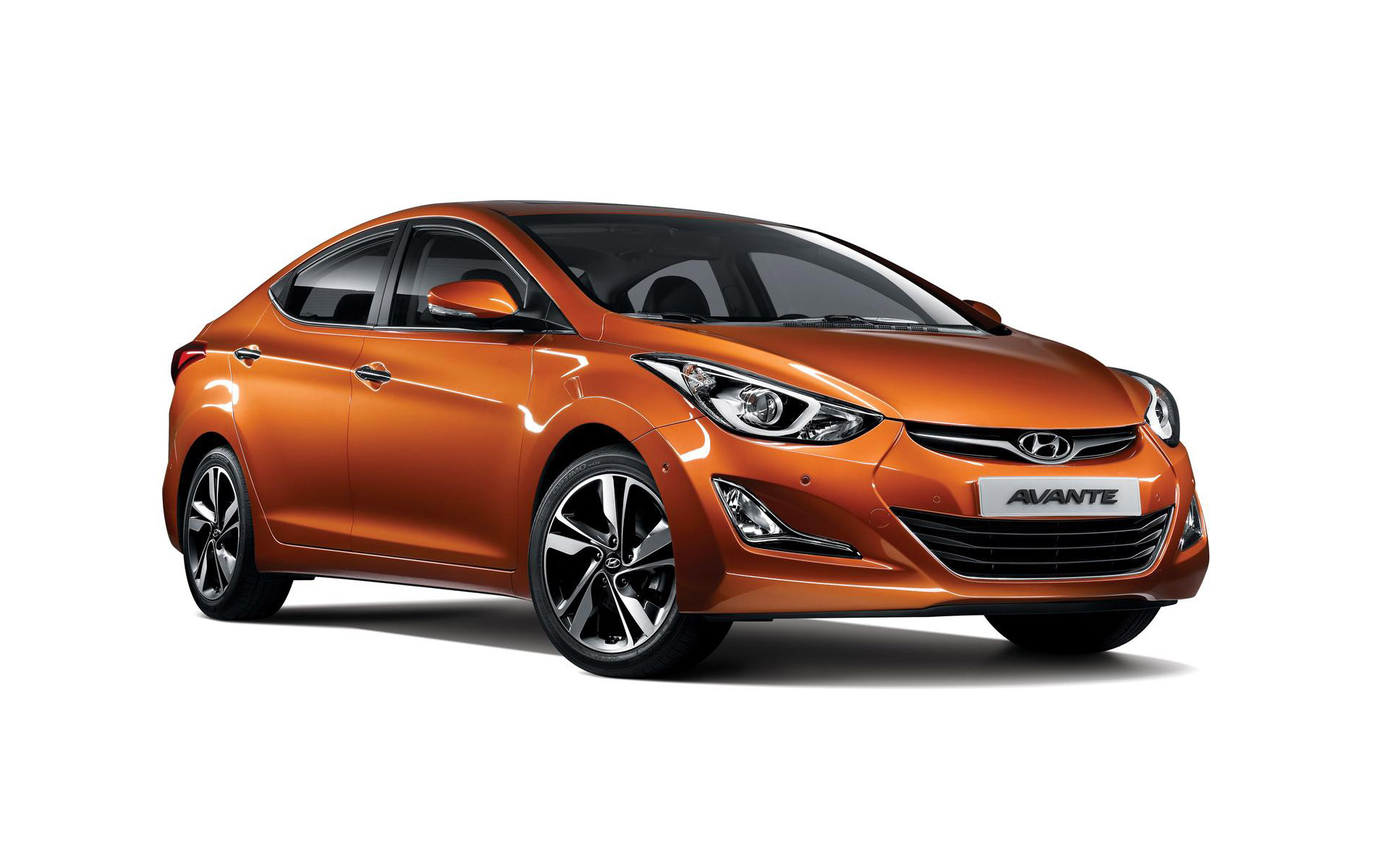 2014 hyundai elantra facelift. Black Bedroom Furniture Sets. Home Design Ideas