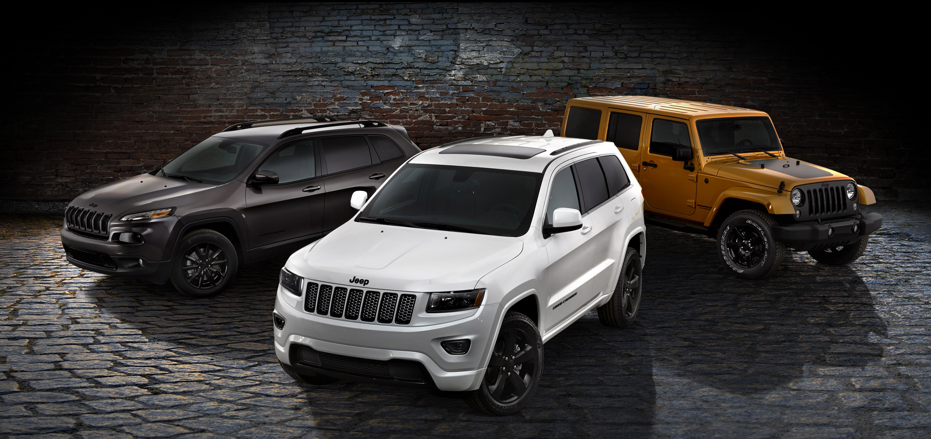 2014 jeep cherokee grand cherokee and wrangler get altitude models. Cars Review. Best American Auto & Cars Review