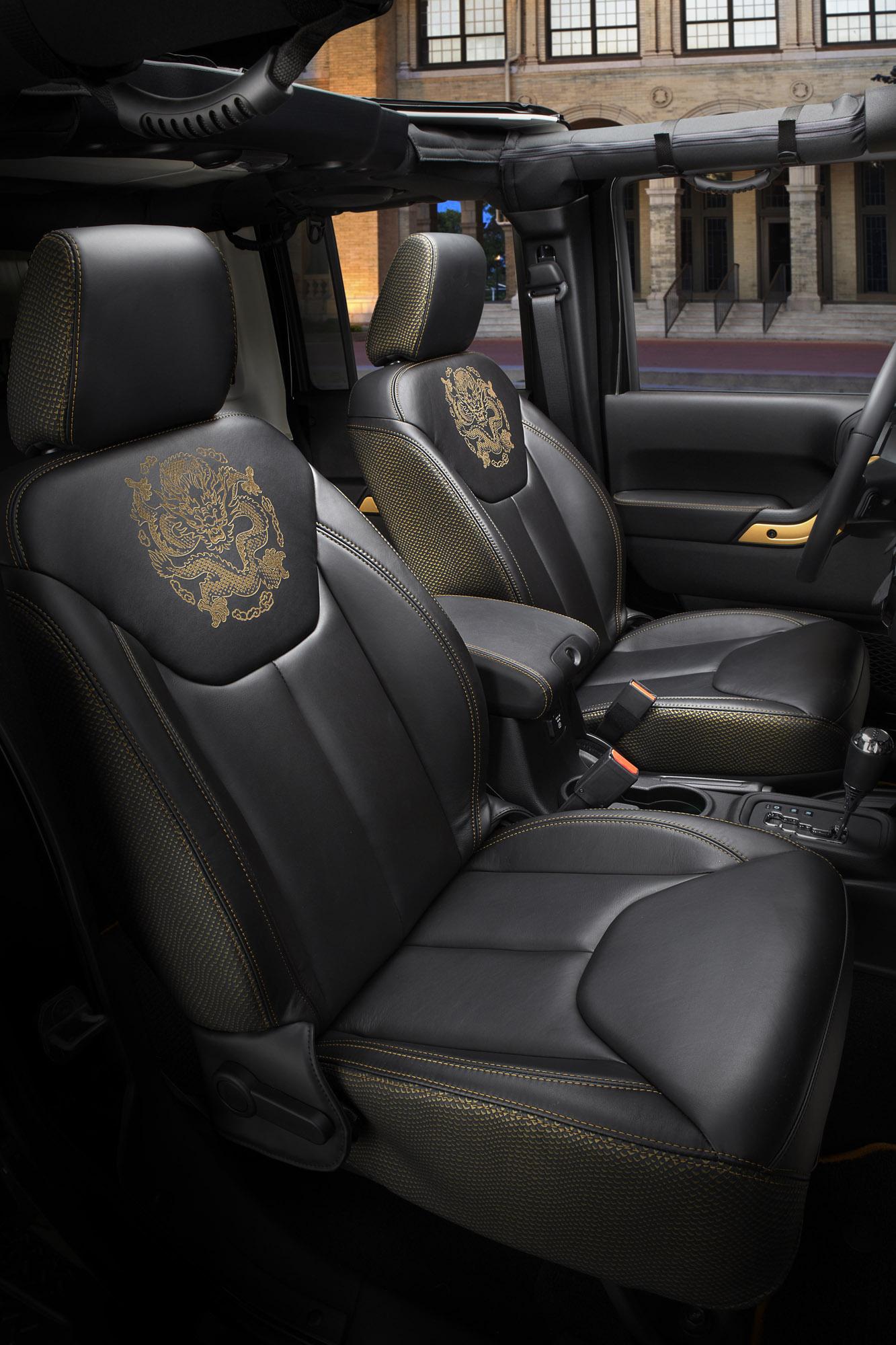 2014 Jeep Wrangler Dragon Edition Us Price 36 095
