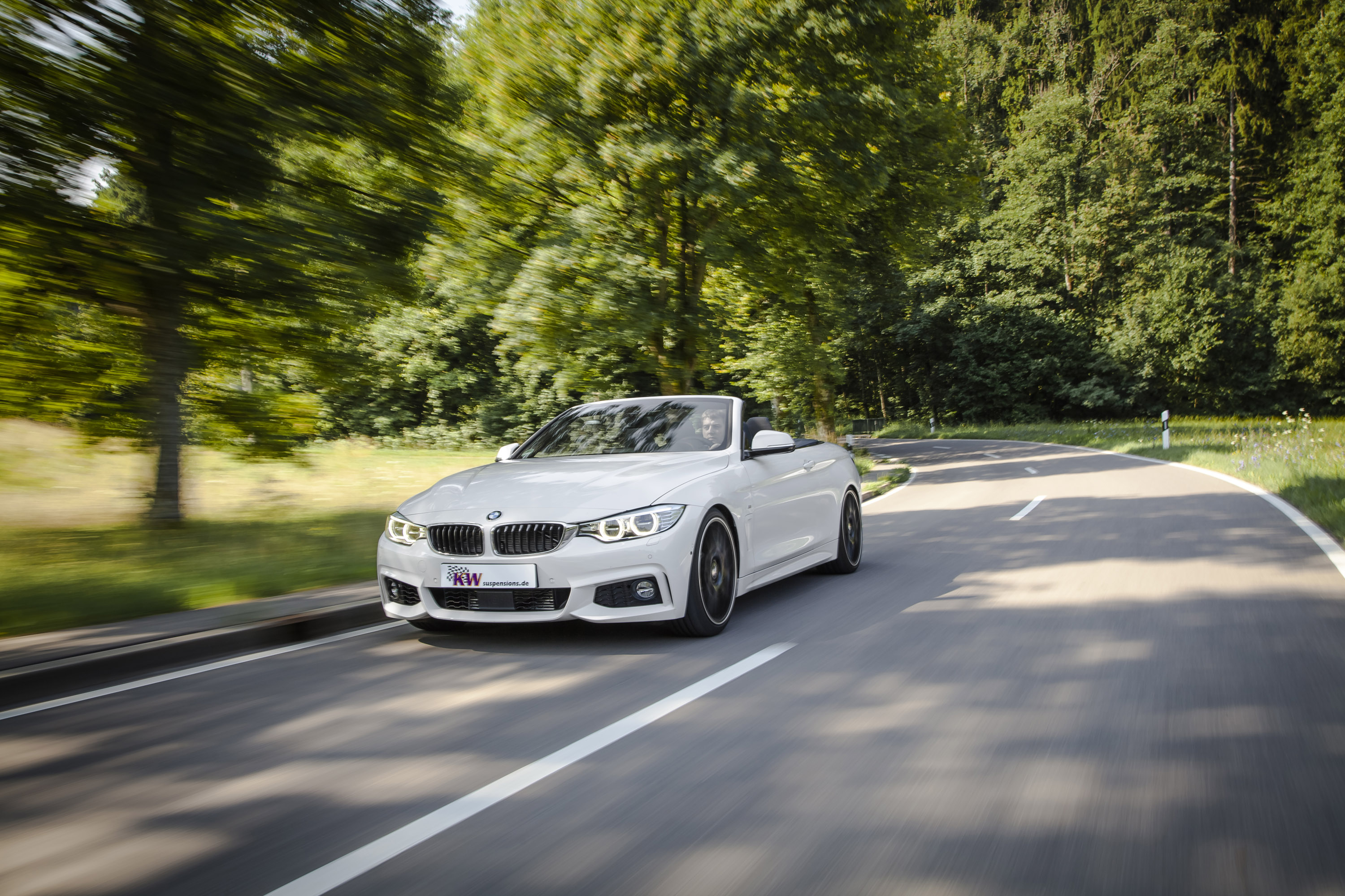 Kw Coilover Kits For Bmw 4 Series Convertible Video