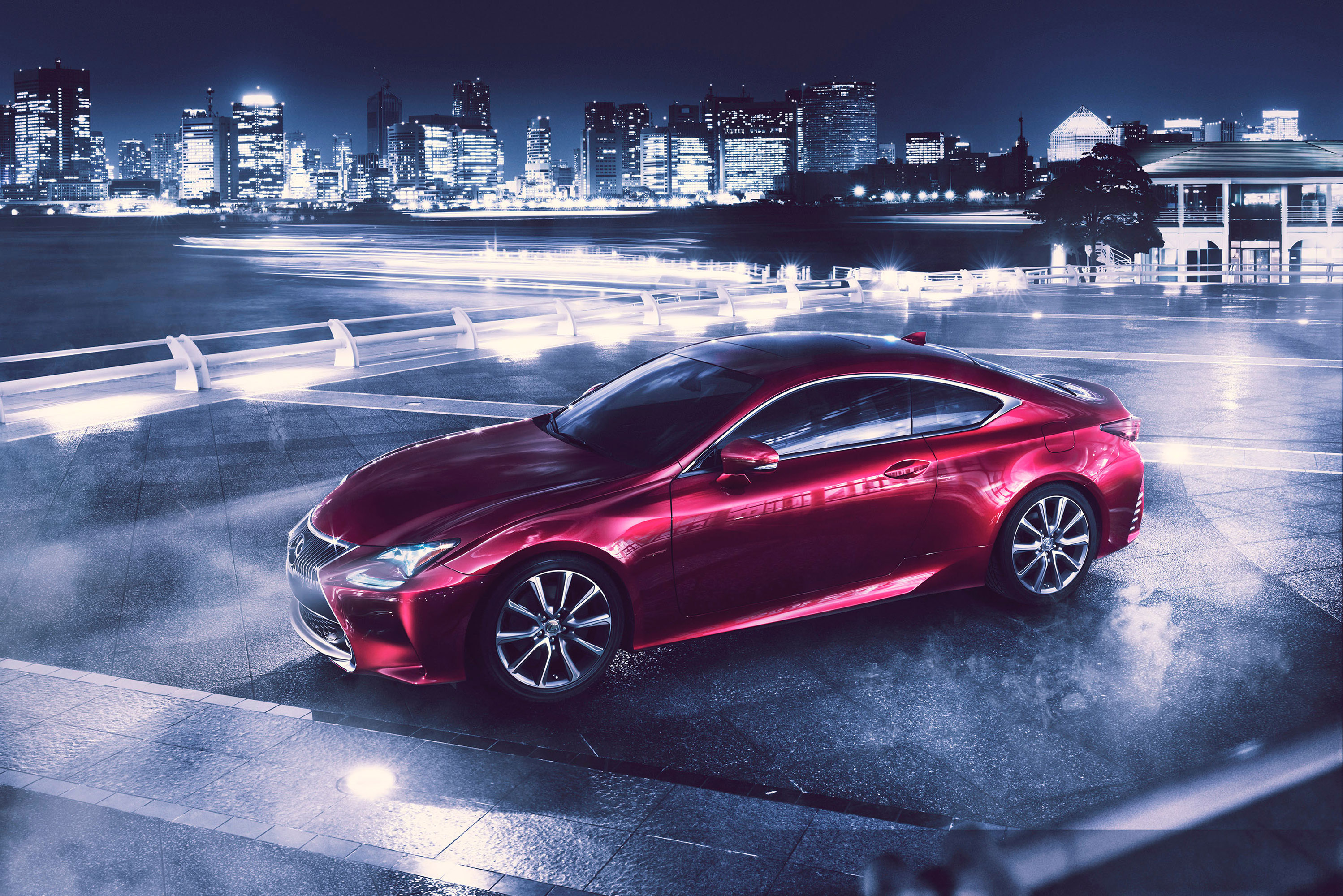 2014 Lexus RC Coupe at the 2013 Tokyo Motor Show