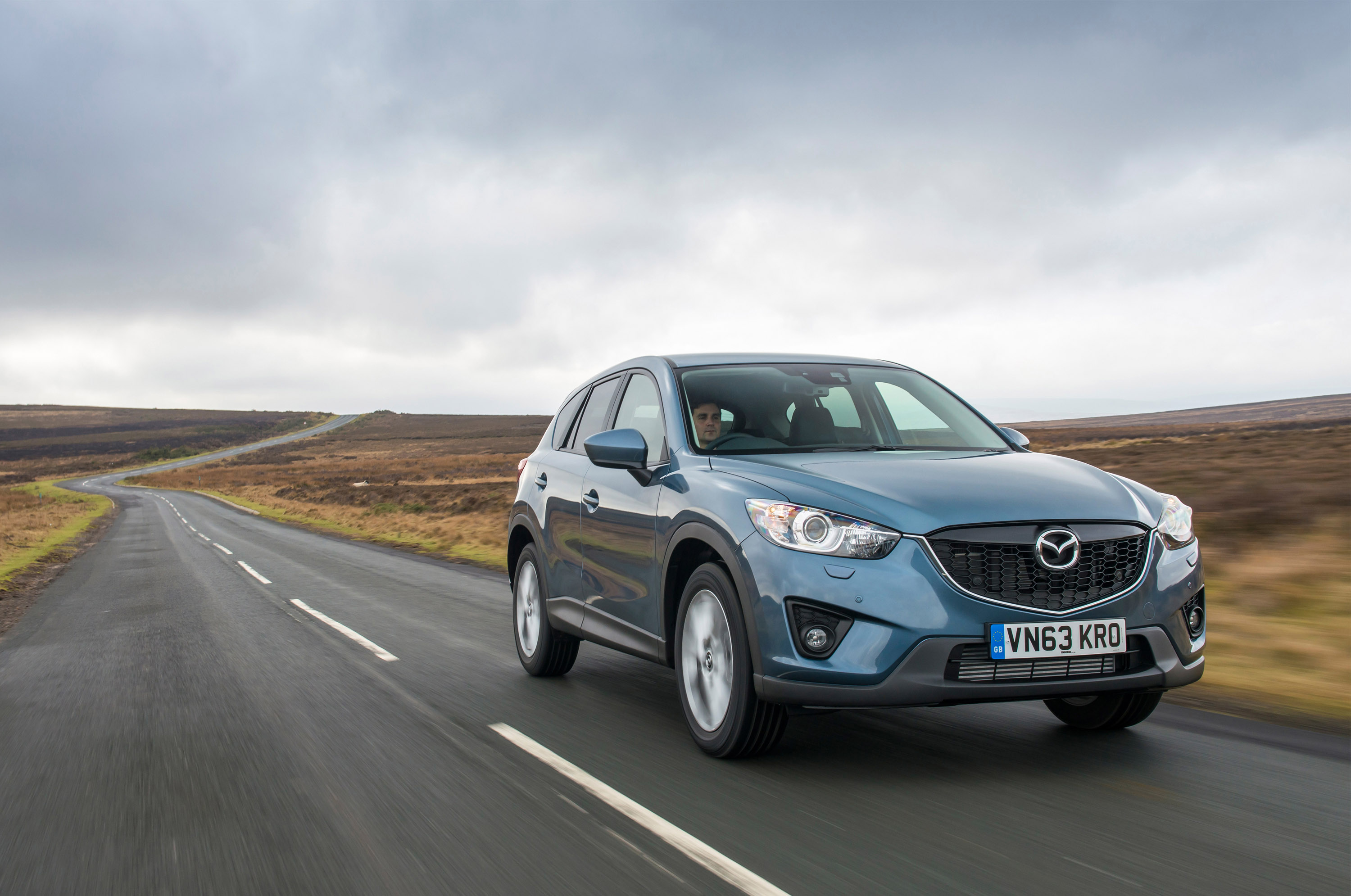 sport road test tests mazda report diesel review cx