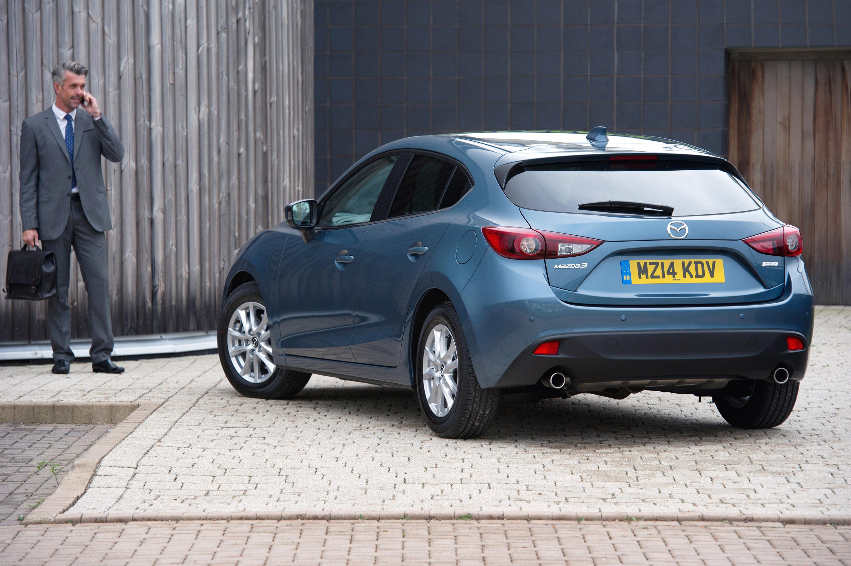 2014 Mazda3 SkyActivG