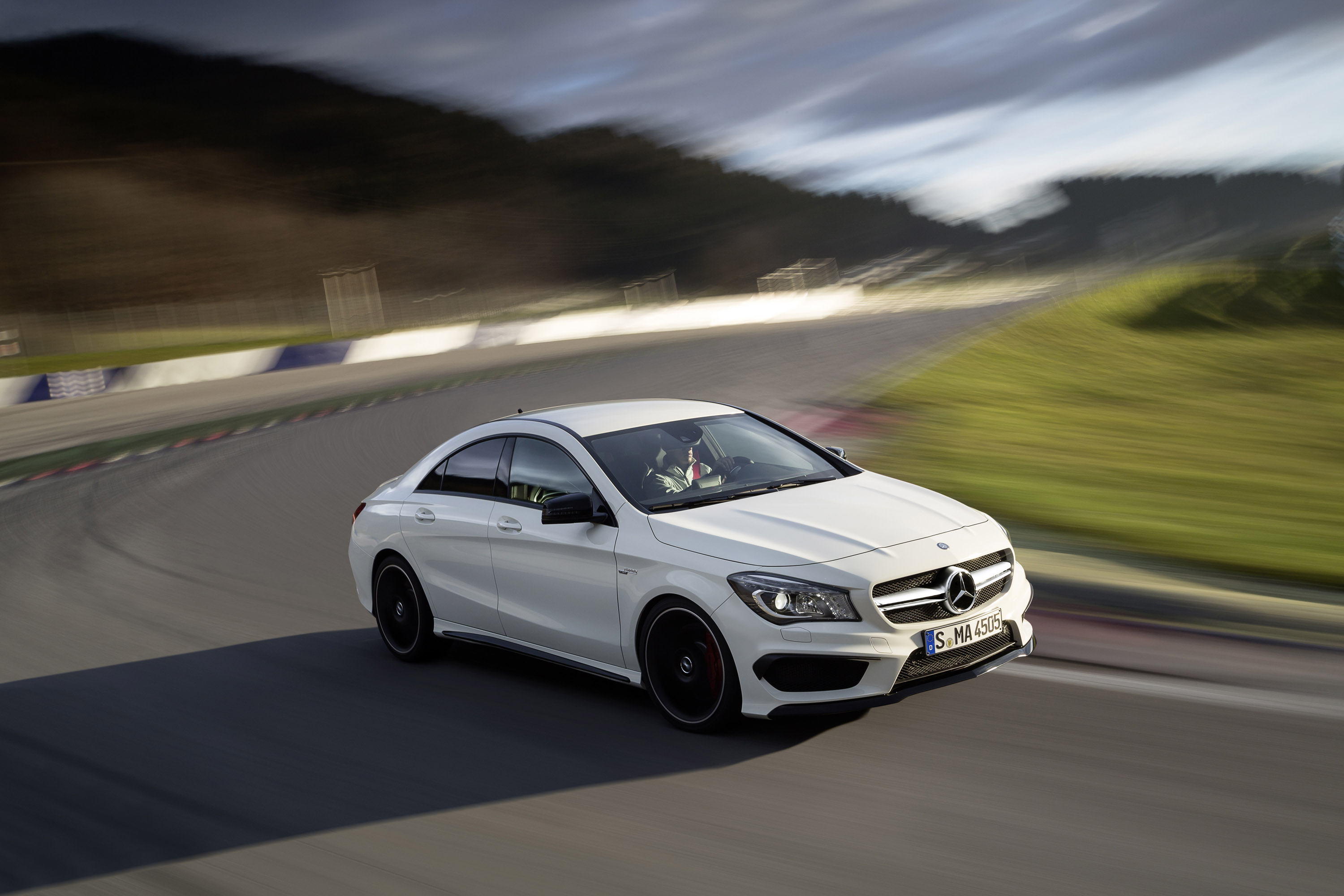 2014 Mercedes Benz Cla 45 Amg Picture 83278
