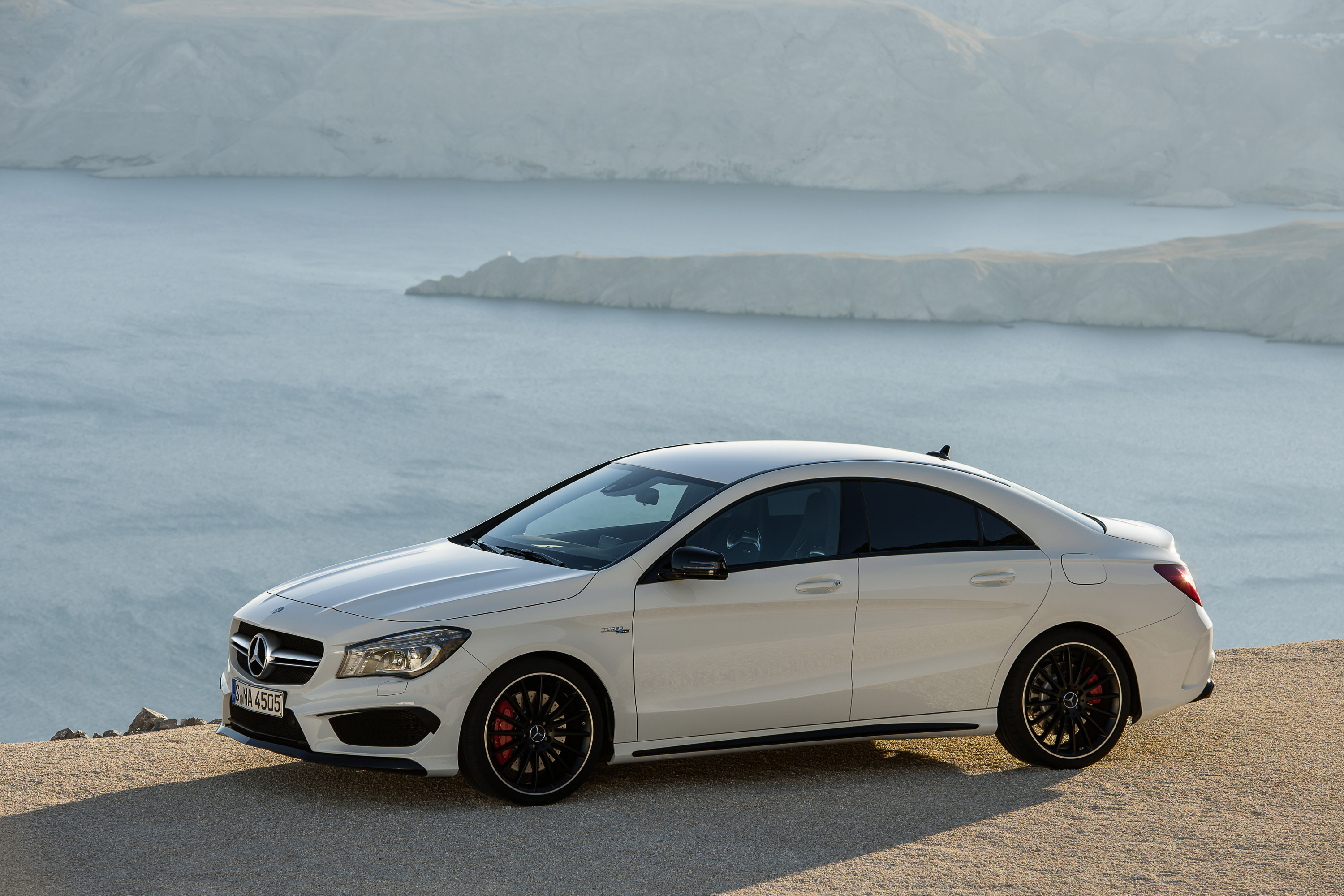 2014 Mercedes Benz Cla 45 Amg Picture 83285