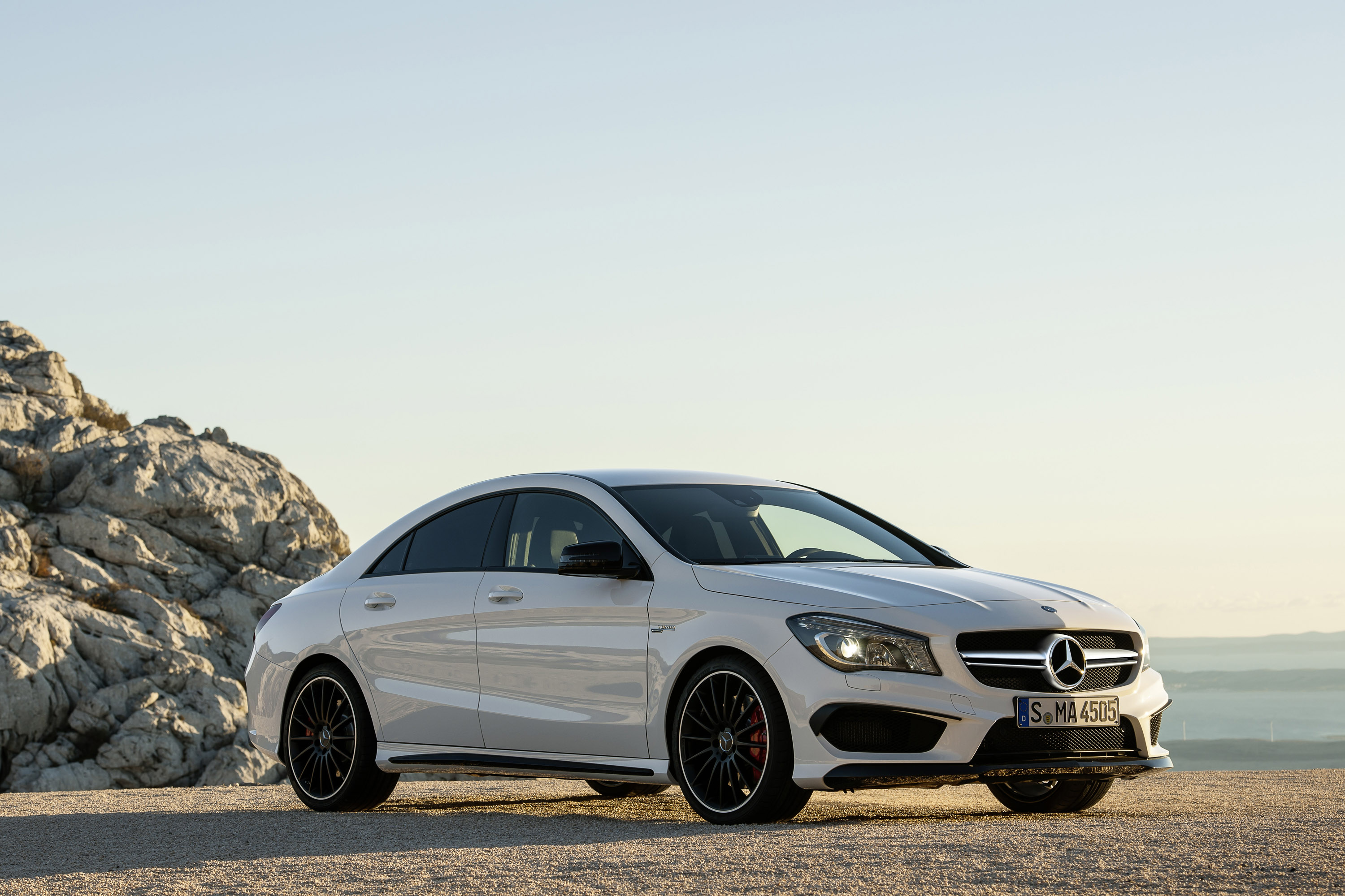 2014 Mercedes Benz Cla 45 Amg Picture 83287