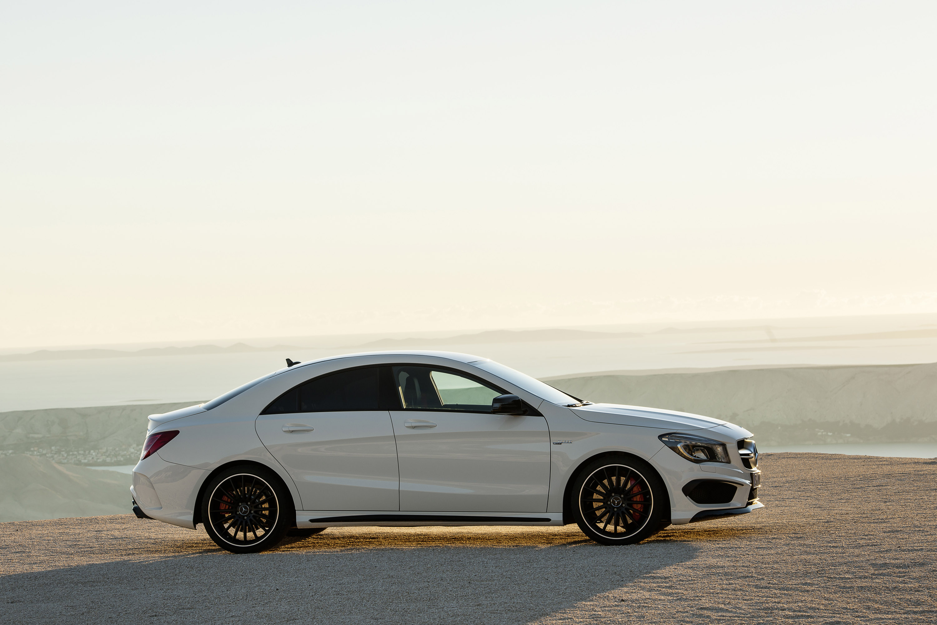2014 Mercedes Benz Cla 45 Amg Picture 83288