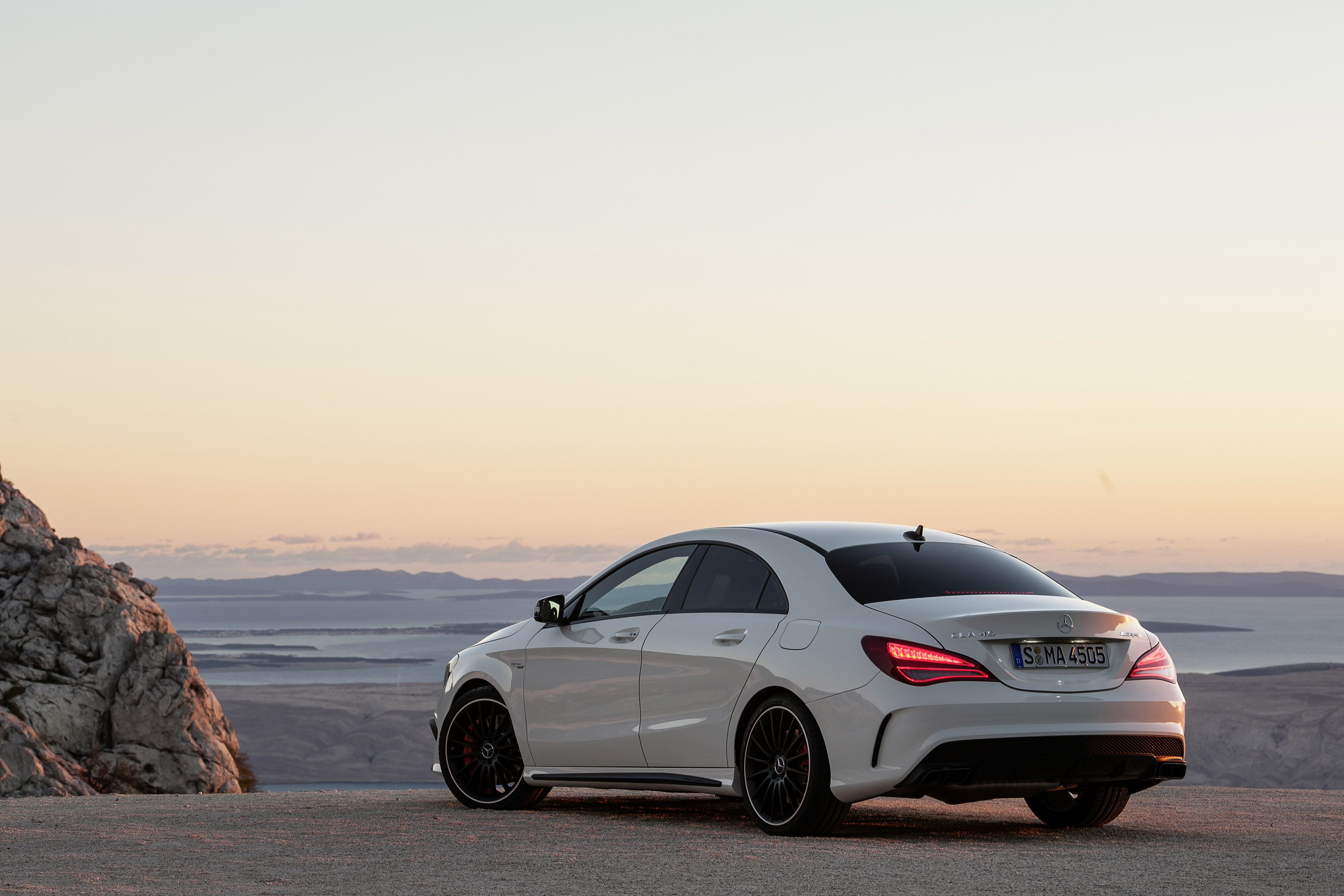2014 Mercedes-Benz CLA 45 AMG - US Price $47,450