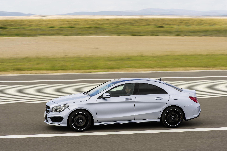 Mercedes benz establishes new segment with cla class for 2014 mercedes benz cla class review