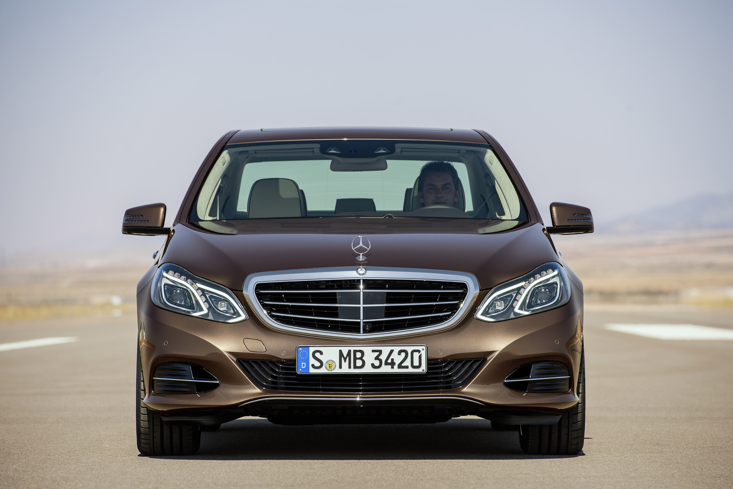 refreshed  2014 mercedes