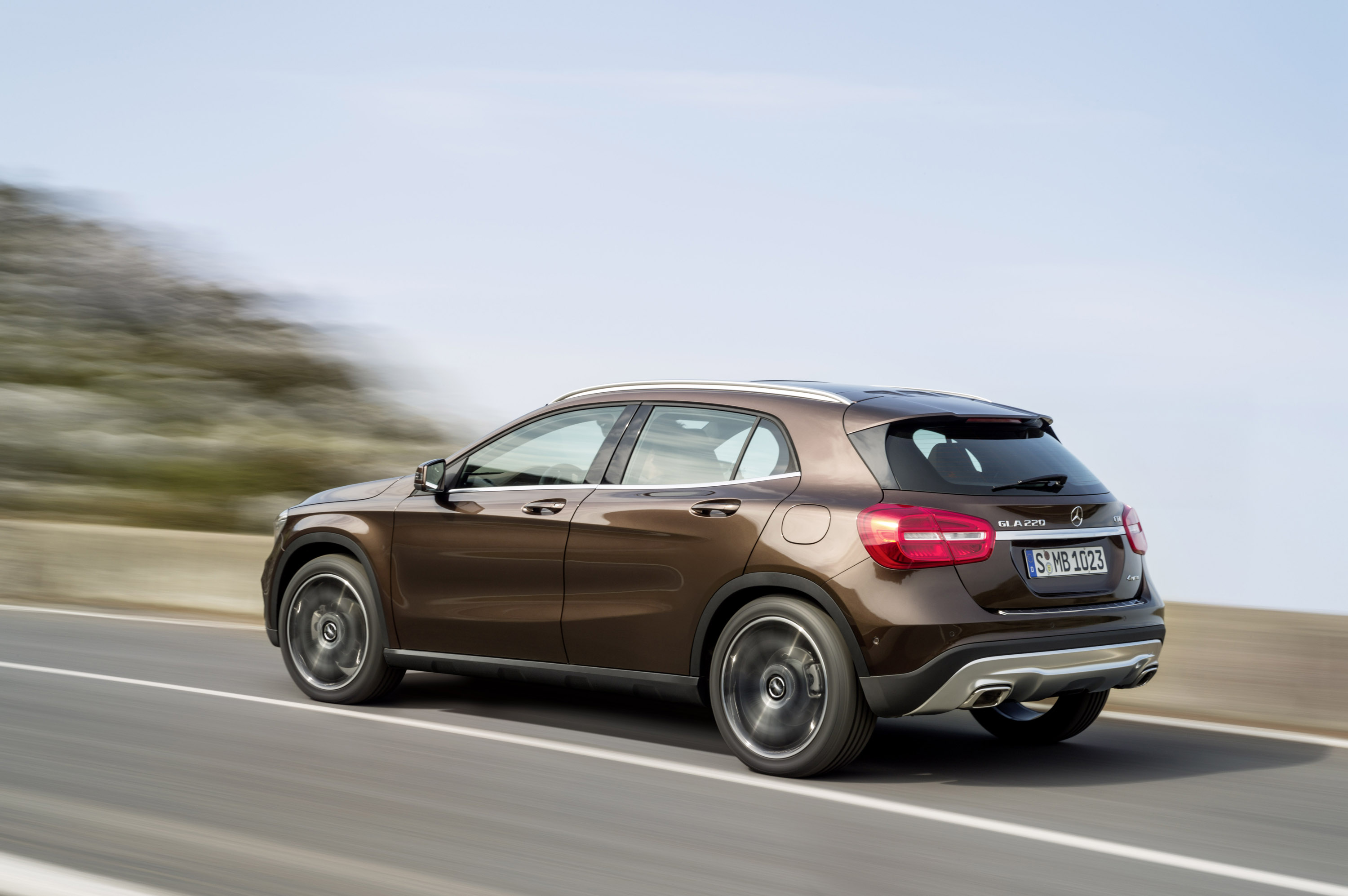 2014 mercedes benz gla picture 88100