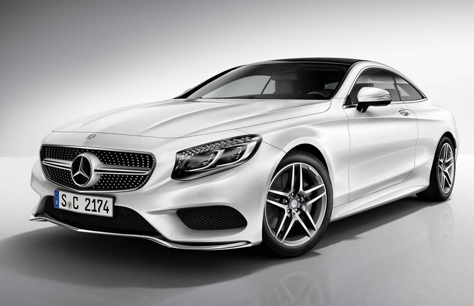 2014 mercedes benz s class coupe amg line for Mercedes benz of seattle