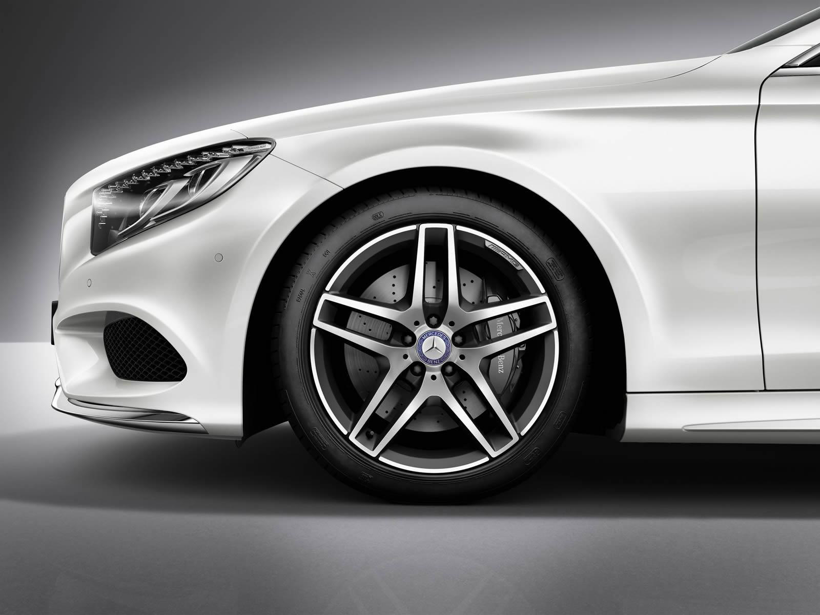 2014 Mercedes Benz S Class Coupe AMG Line Picture