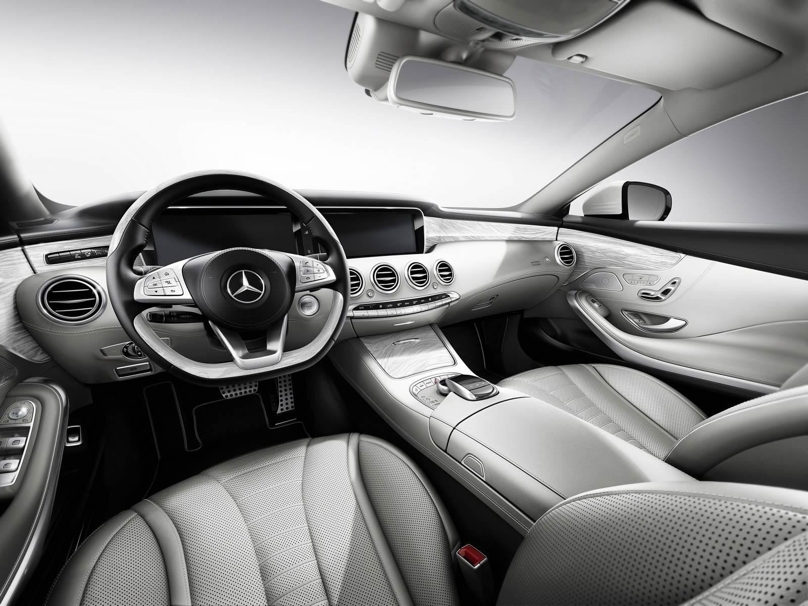 2014 Mercedes Benz S Class Coupe Amg Line