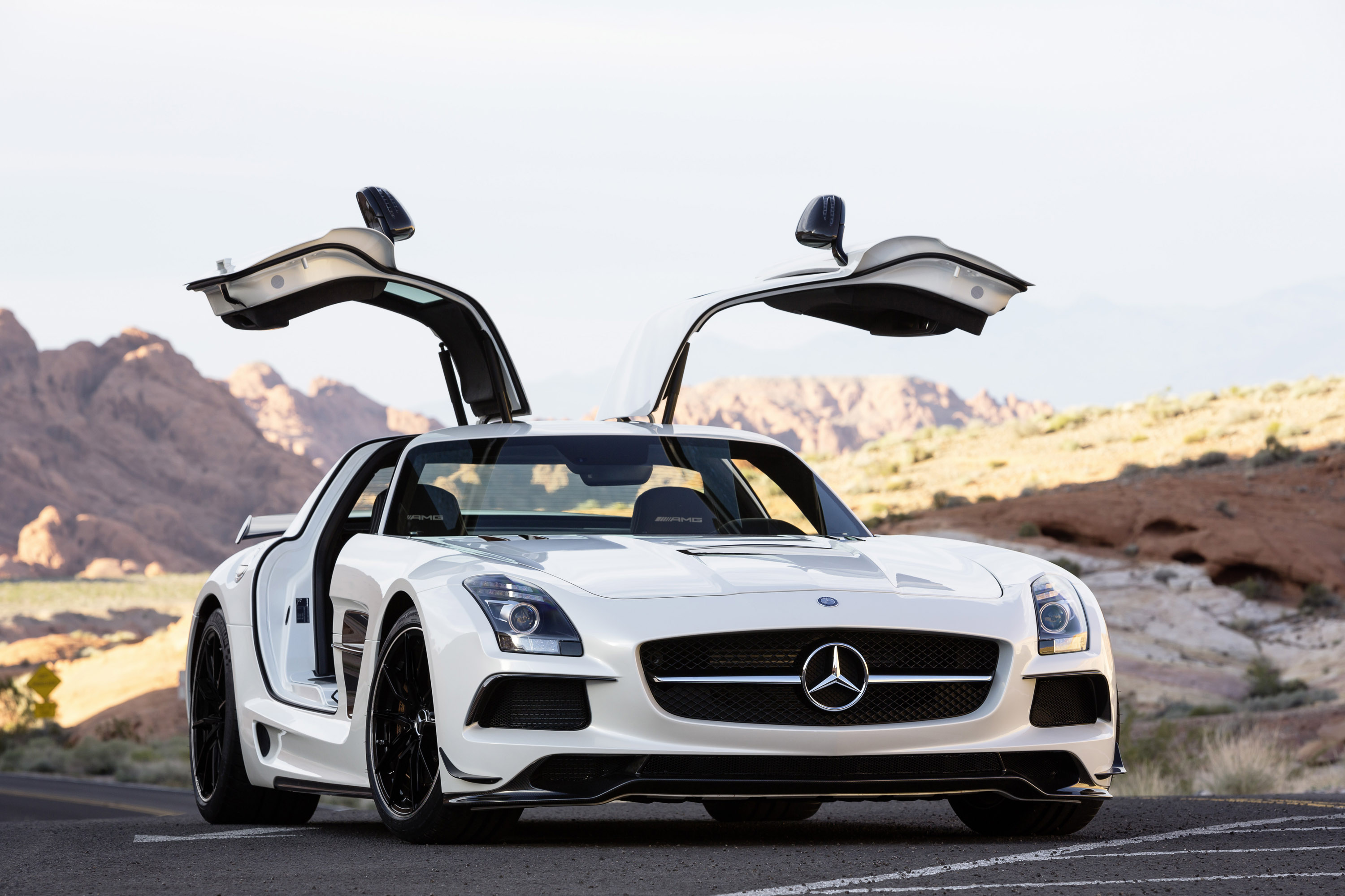 Mercedes Benz Sls Amg Black Series Price 249 900