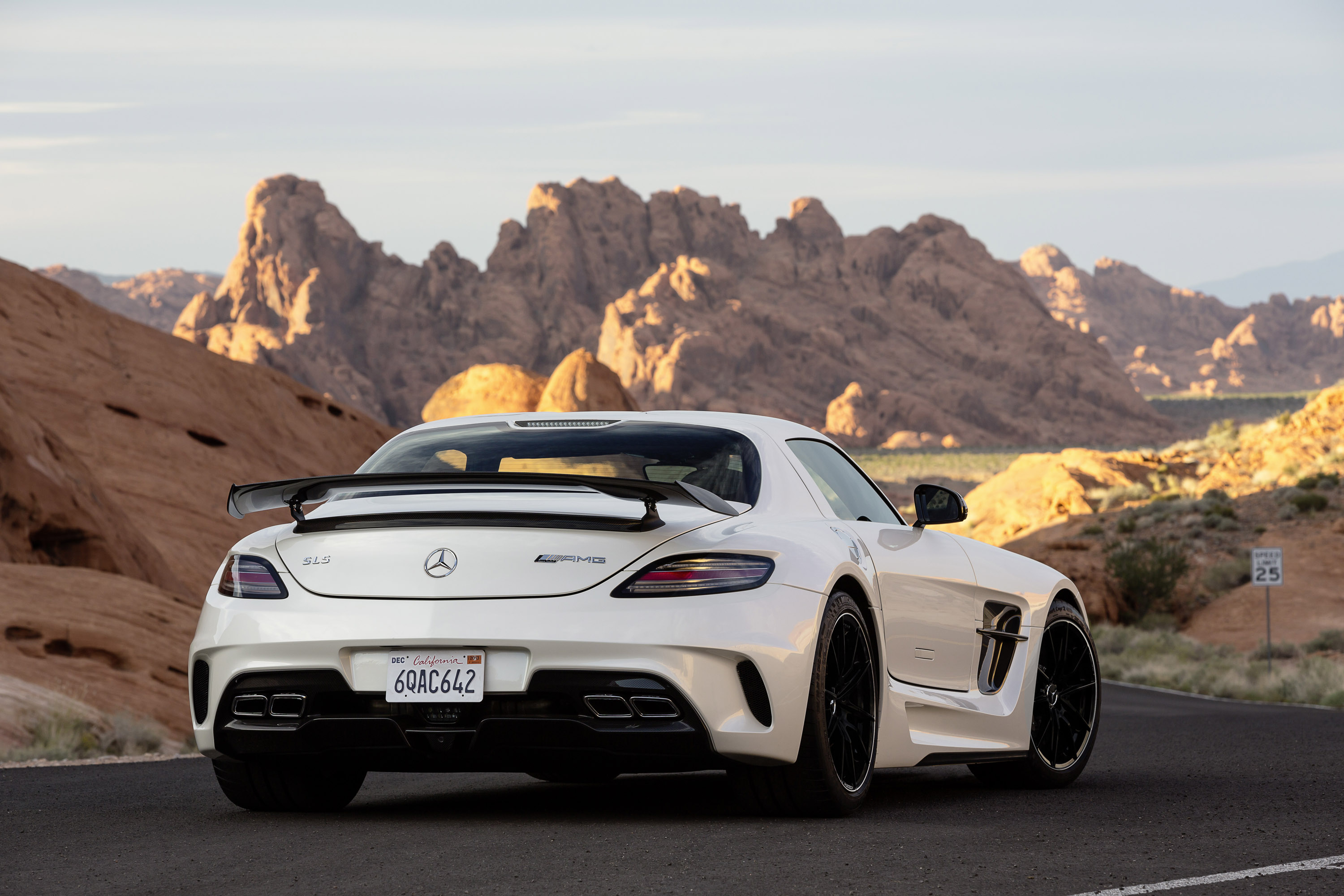 2012 Mercedes SLS AMG Roadster Picture