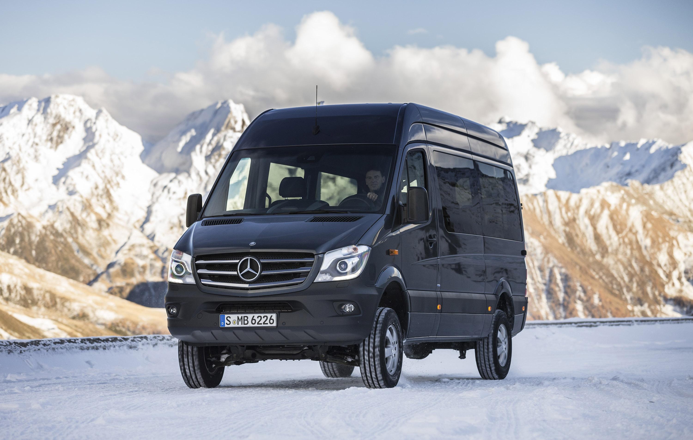 2014 mercedes benz sprinter 4x4 a 8 391 option for Mercedes benz sprinter 4x4 diesel