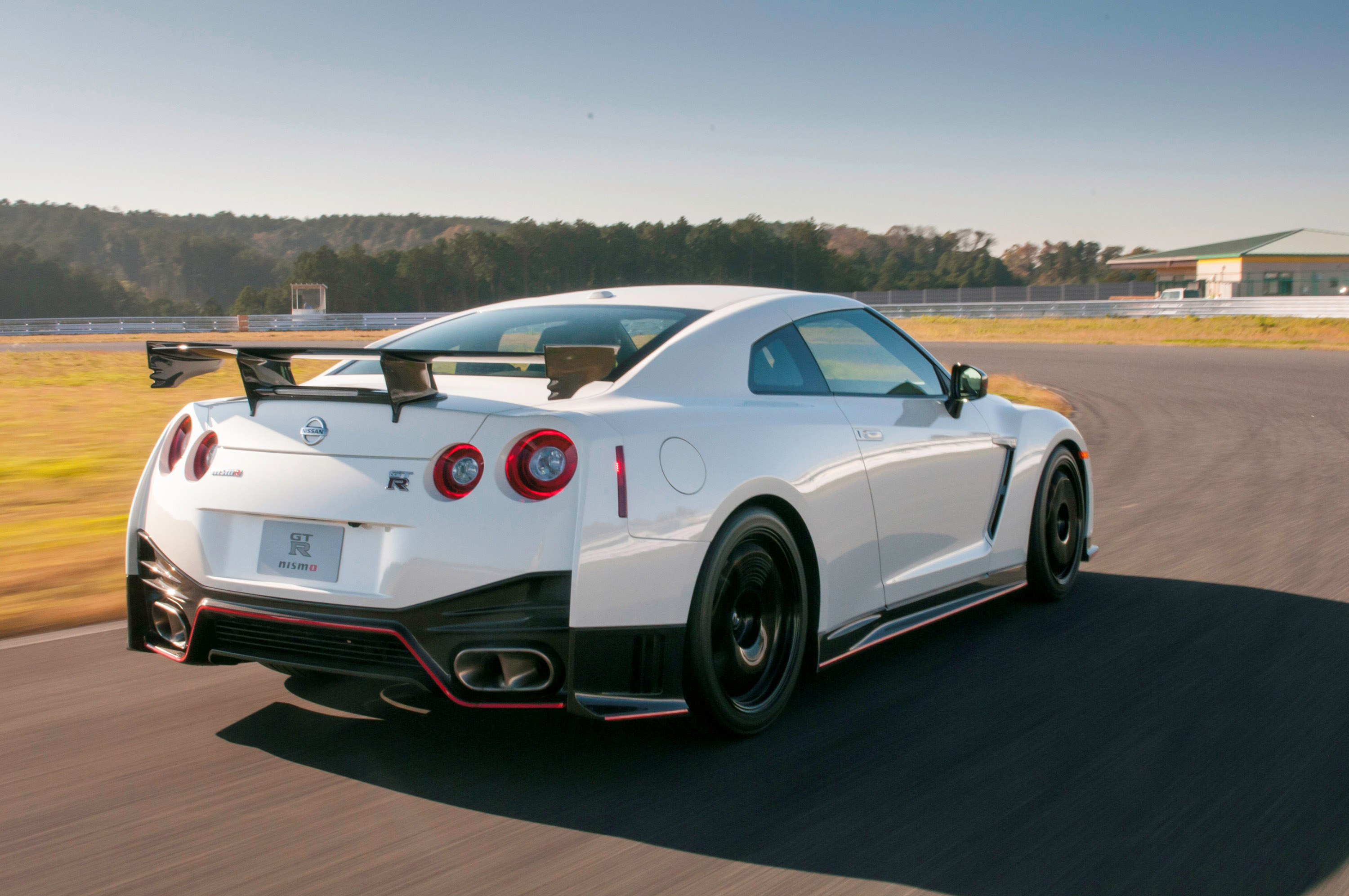 Good Nissan GT R Nismo EU Spec