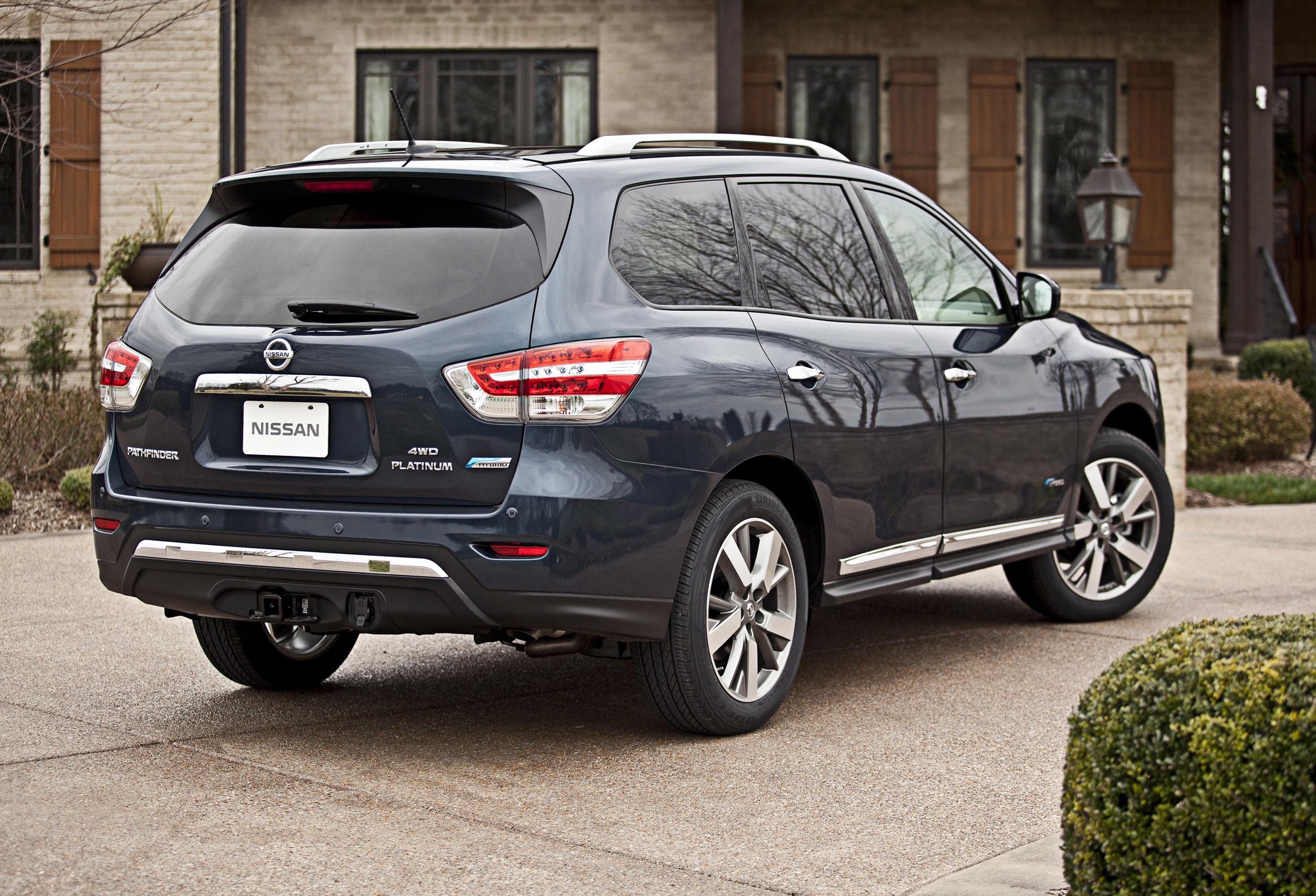 2014 Nissan Pathfinder Us Price