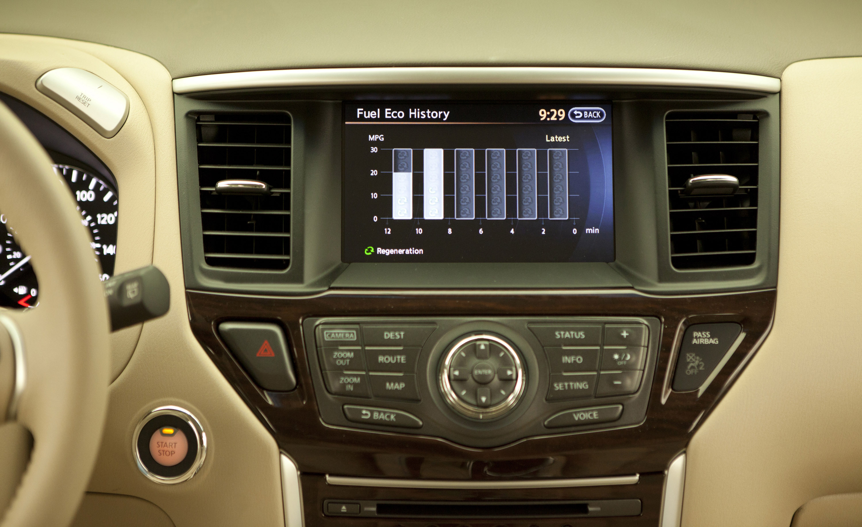 2014 Nissan Pathfinder Hybrid Picture