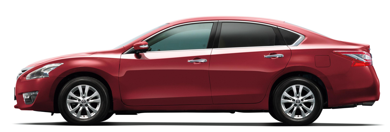 Nissan Launches 2014 Teana