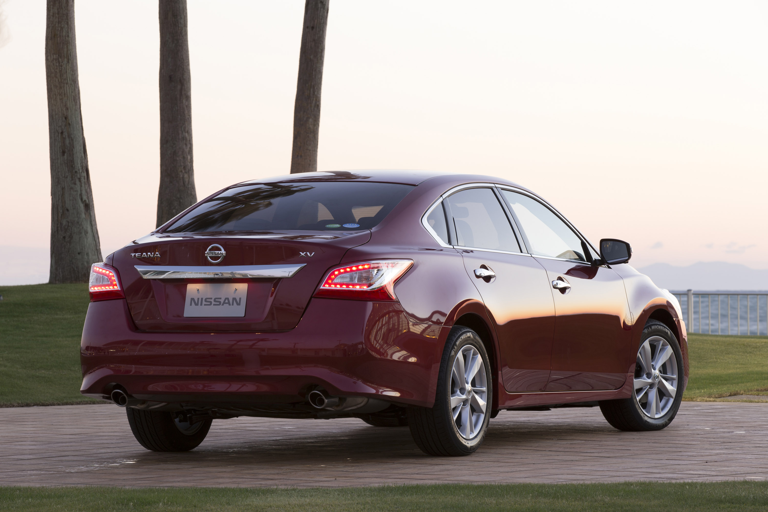 2014 Nissan Teana - Picture 93861