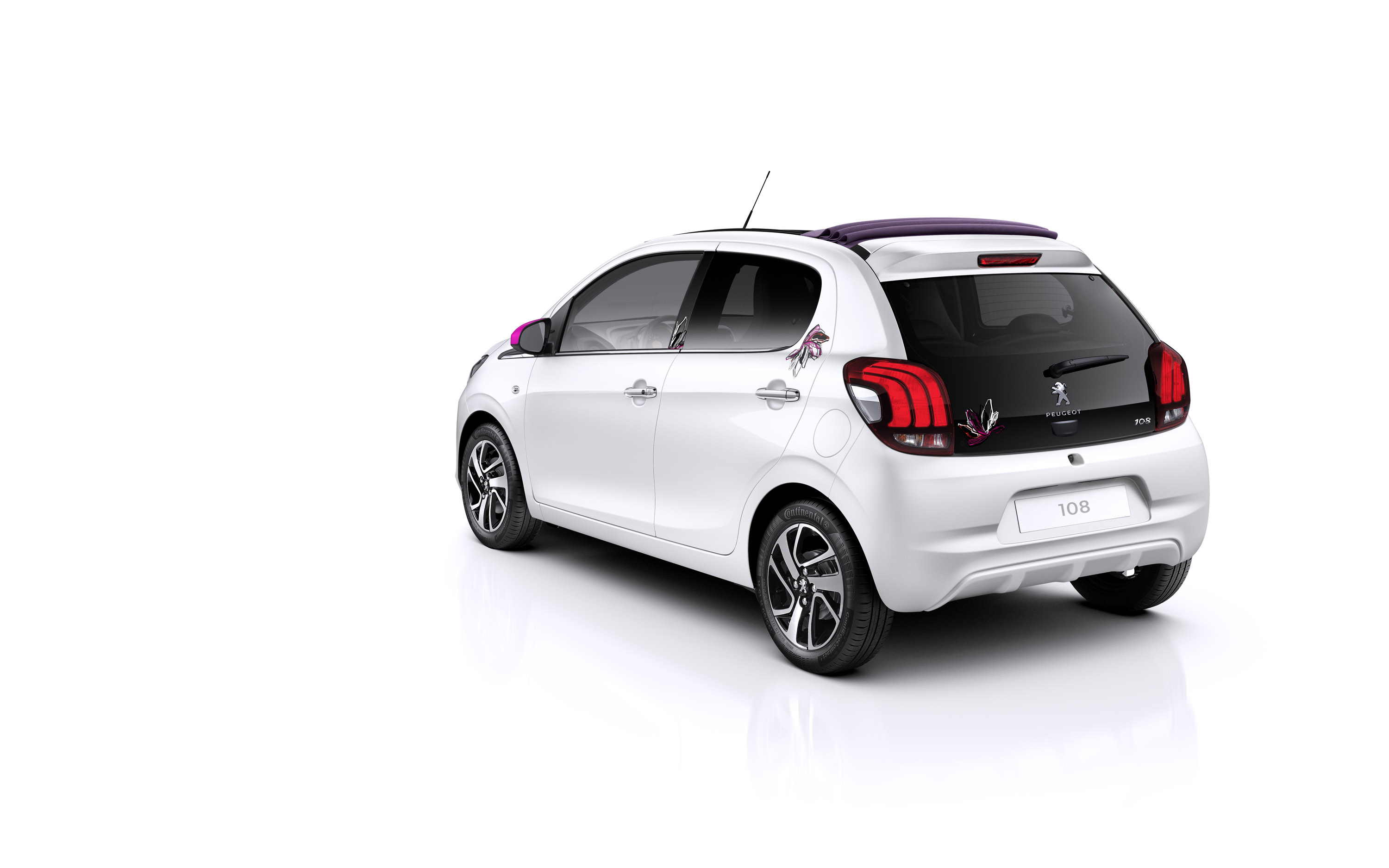 2014 peugeot 108 release date announced. Black Bedroom Furniture Sets. Home Design Ideas
