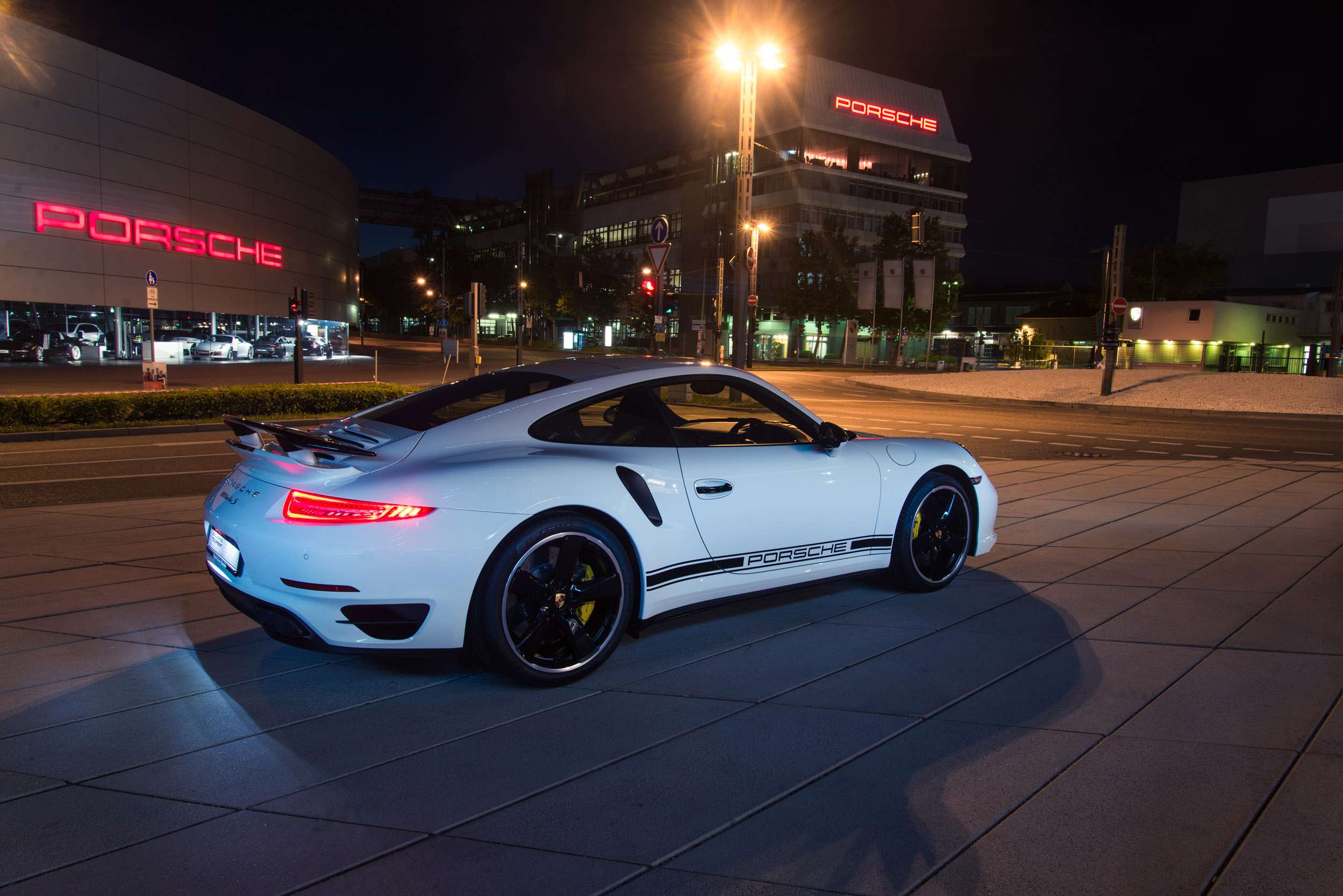2014 porsche 911 turbo s exclusive gb edition