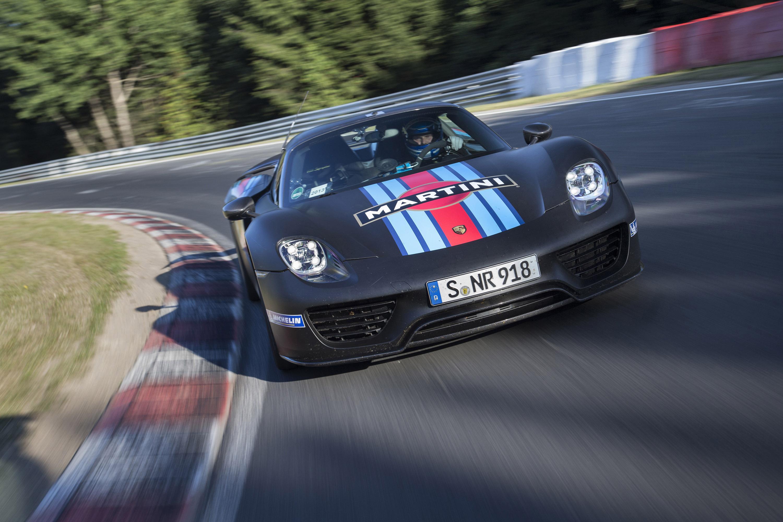 2014-porsche-918-spyder-02 Elegant Porsche 918 Spyder Los Angeles Cars Trend