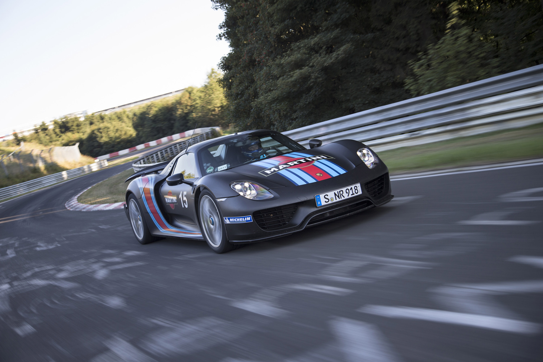 Porsche 918 Spyder 0 333 Km H Video