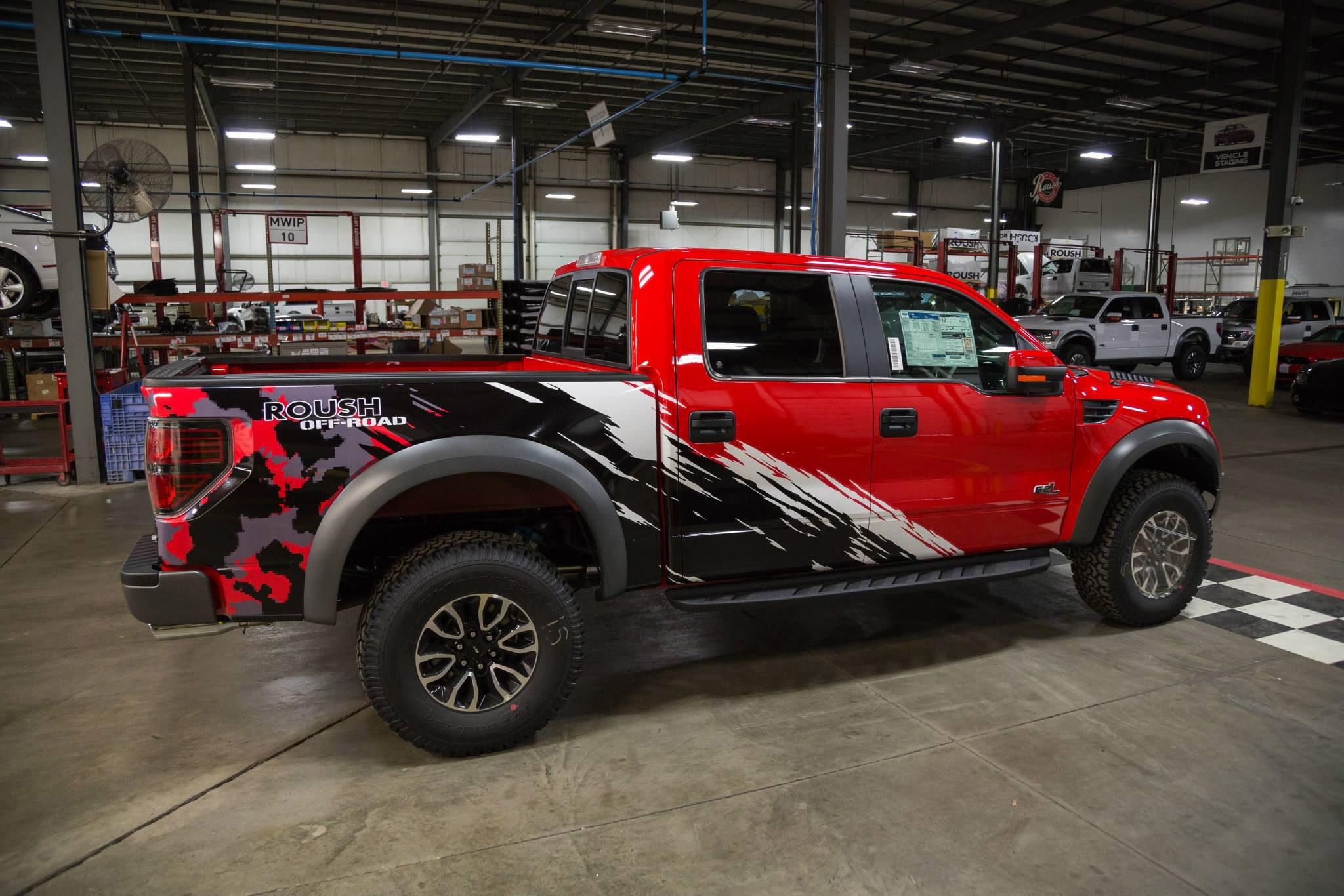 2014 Ford Raptor Roush For Sale In Texas | Autos Weblog