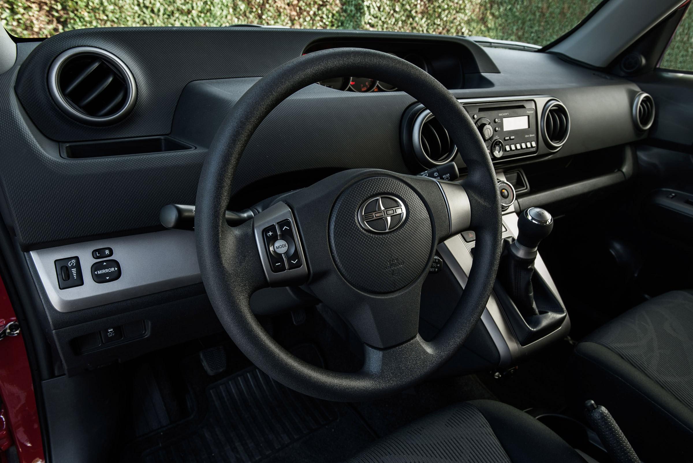 scion xd interior 2014. 2014 scion xb 8 of 18 xd interior