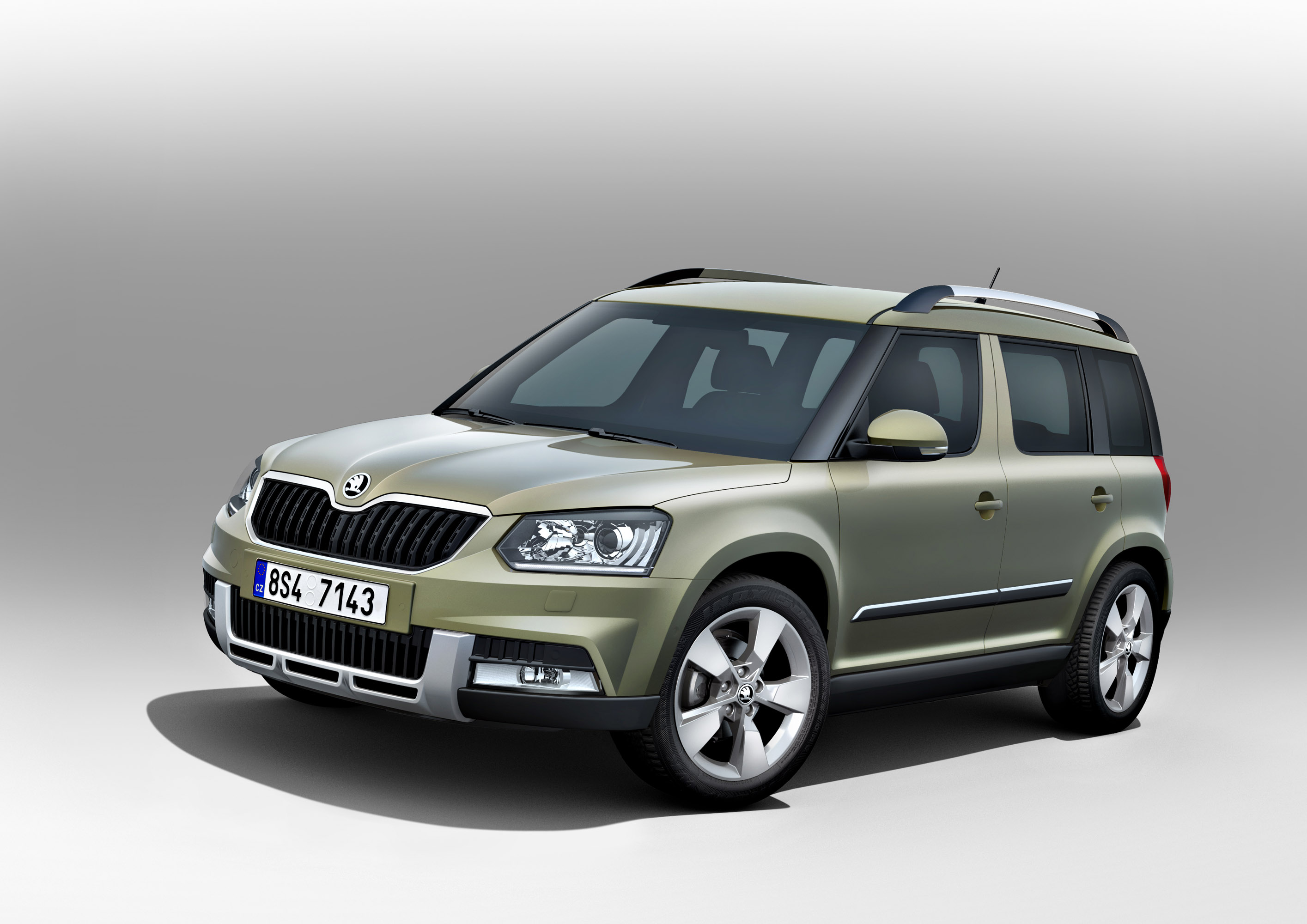 Skoda Yeti Facelift - Specifications And Pricing Announced