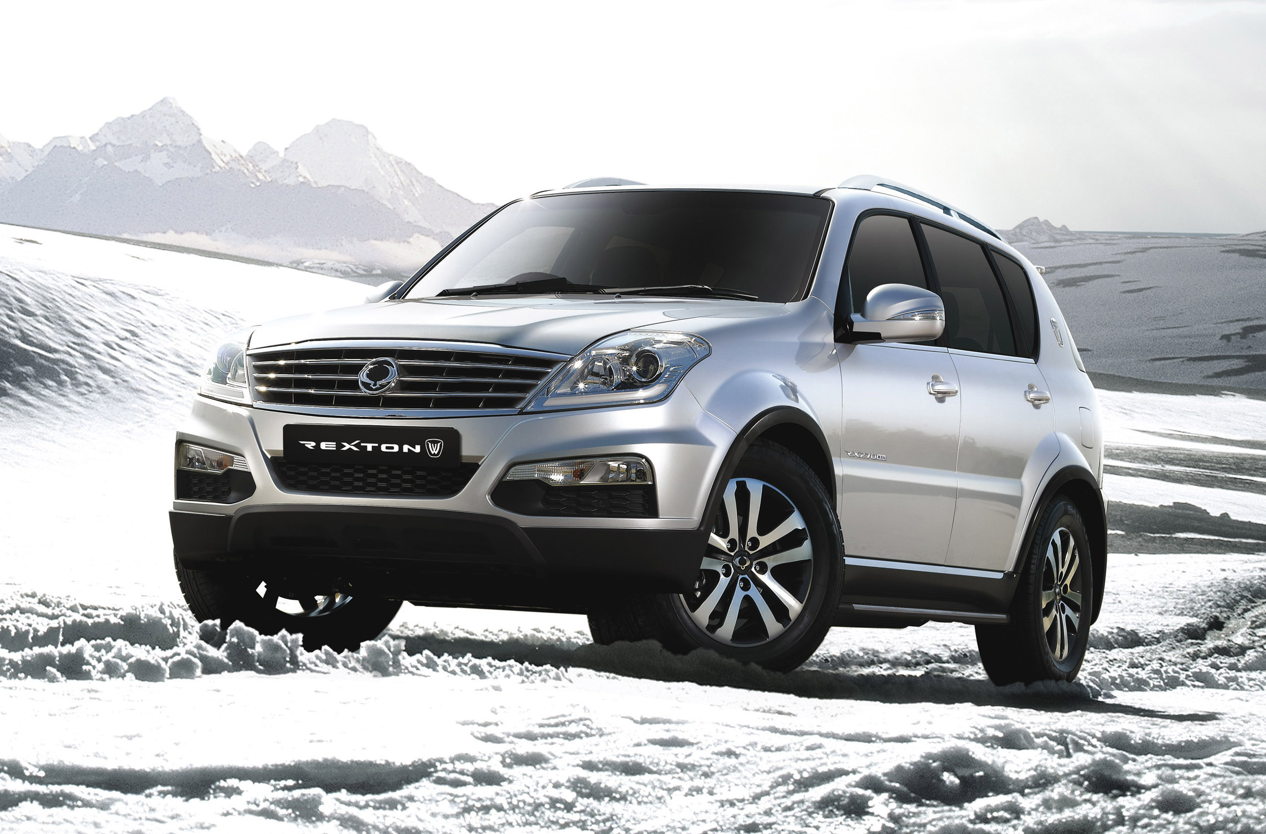 2014 ssangyong rexton w full details. Black Bedroom Furniture Sets. Home Design Ideas