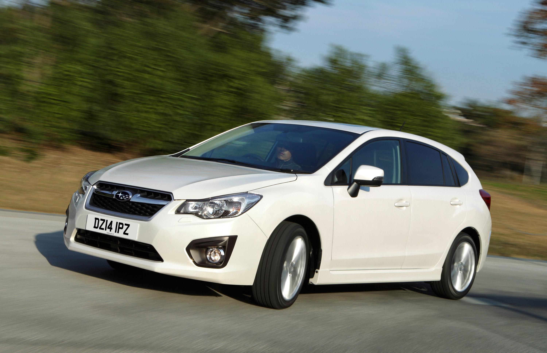 2014 Subaru Impreza - Price £17,495