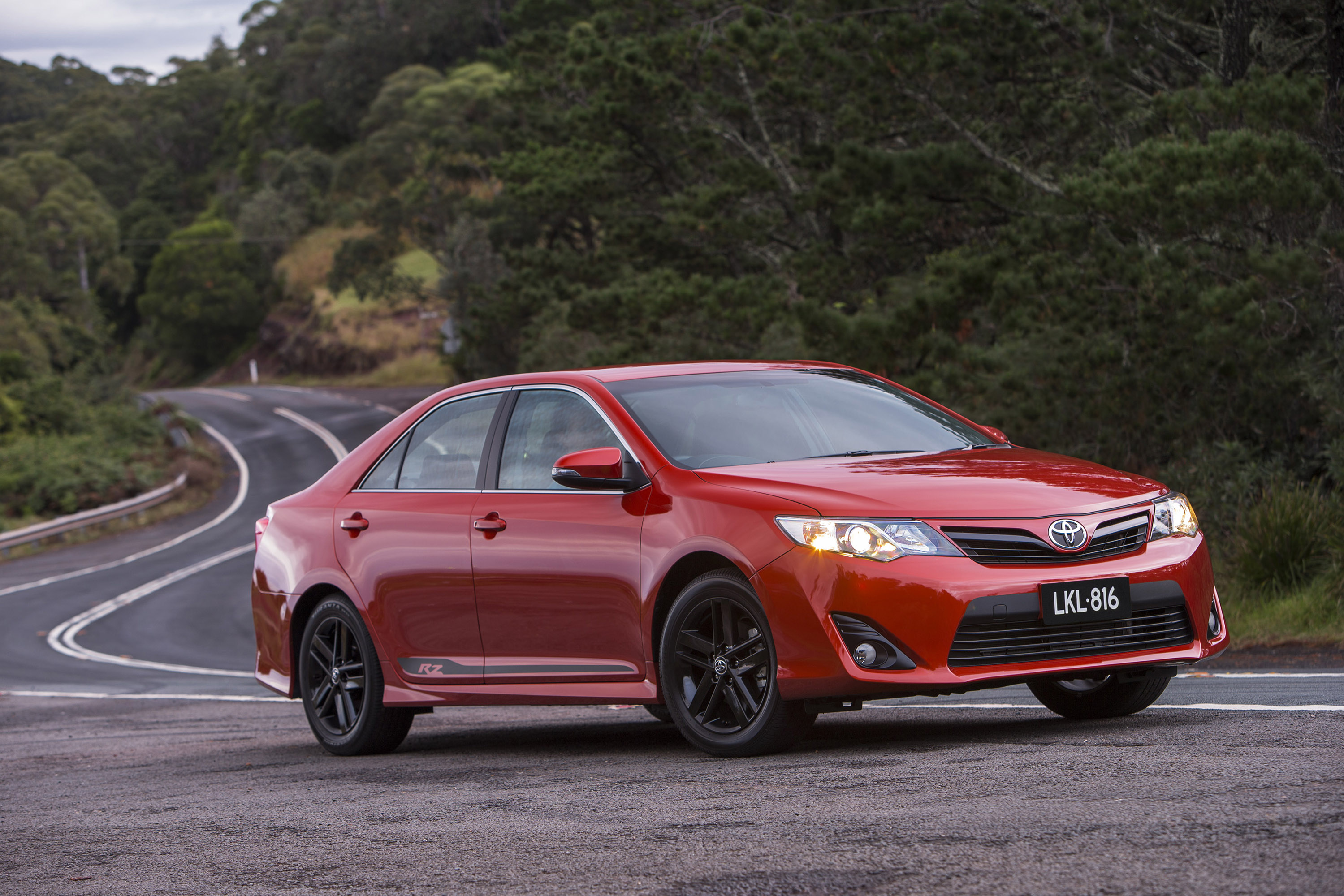 Toyota Introduces 2014 Camry Rz Special Edition