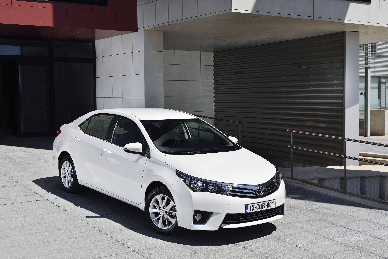 2014 Toyota Corolla Picture 87151