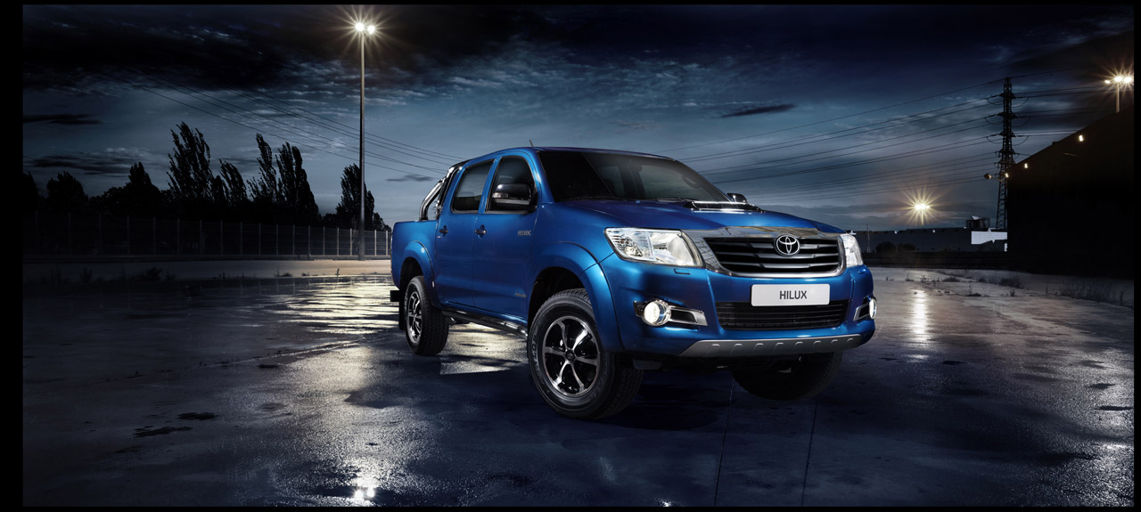 2014 Toyota Hilux Invincible Combines Power And Style